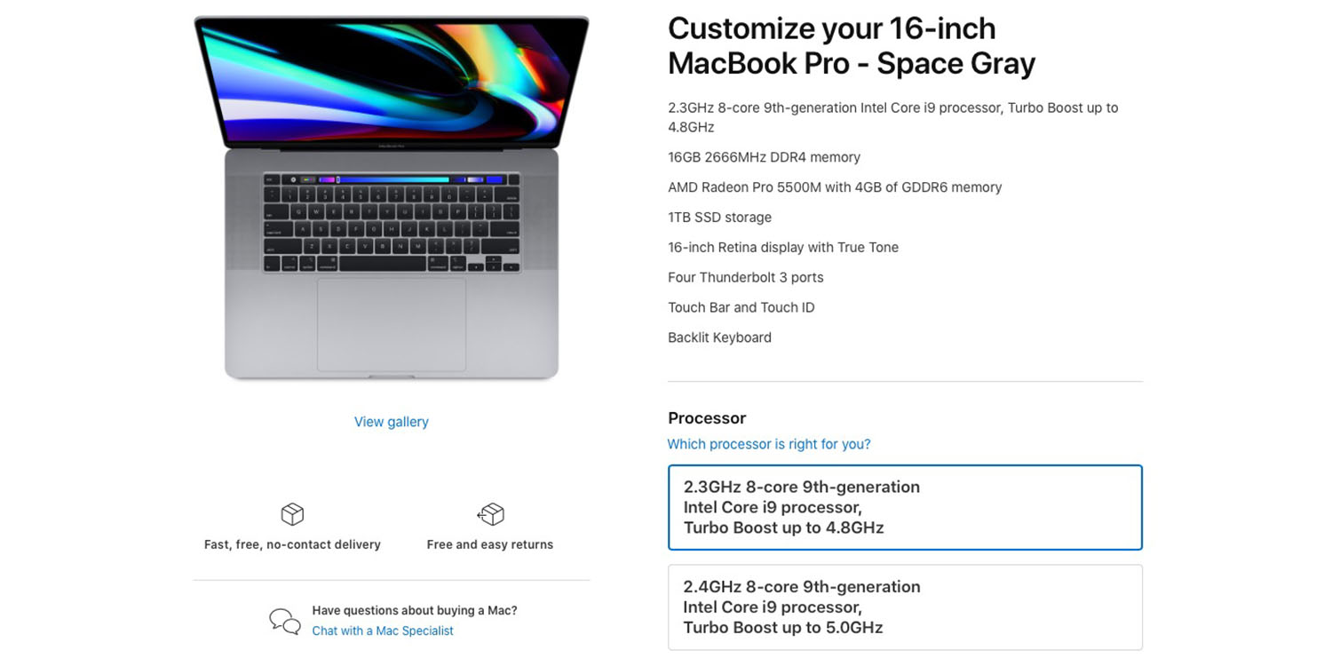 Build-to-order Macs finally available in India ahead of Apple Store launches