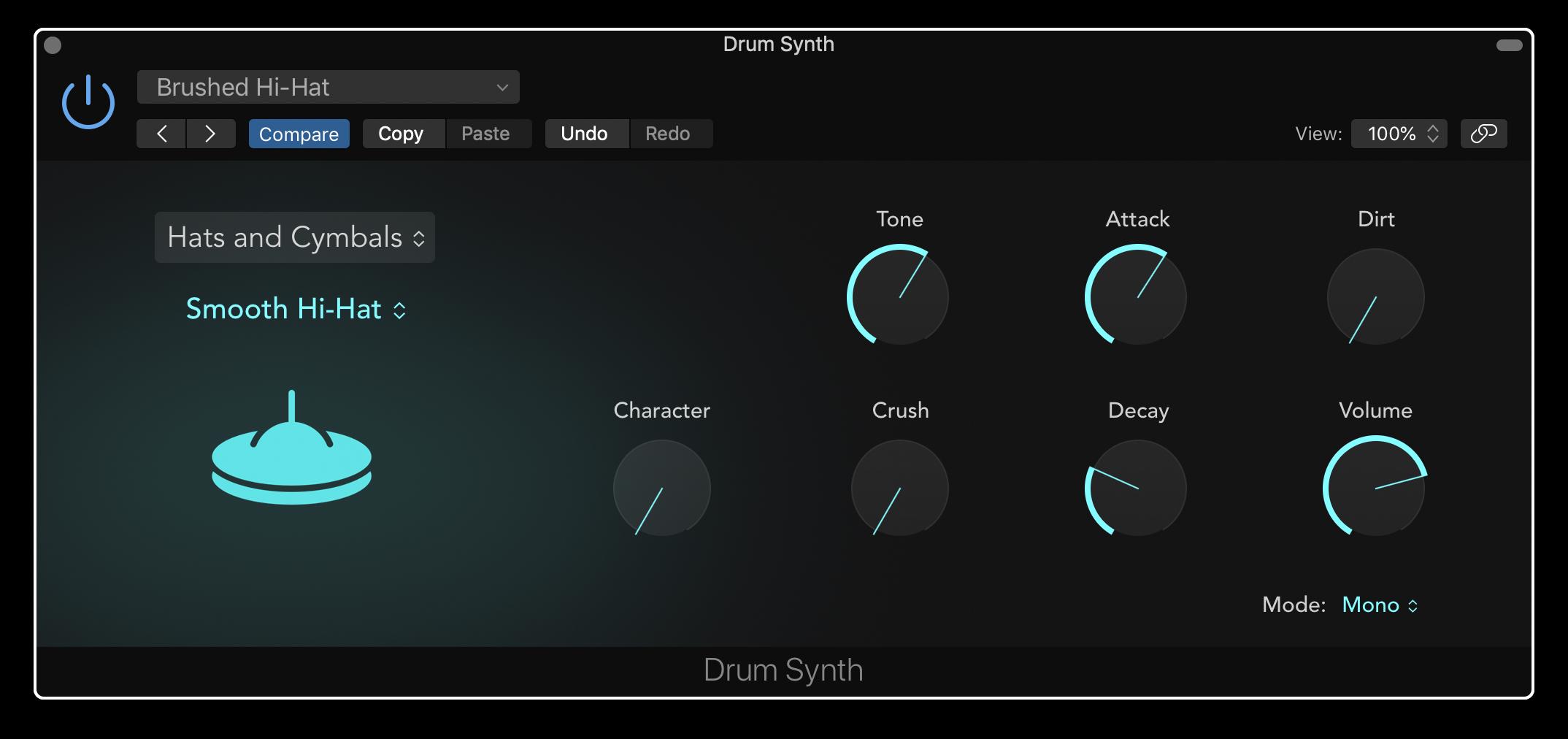 Drum Synth kicks