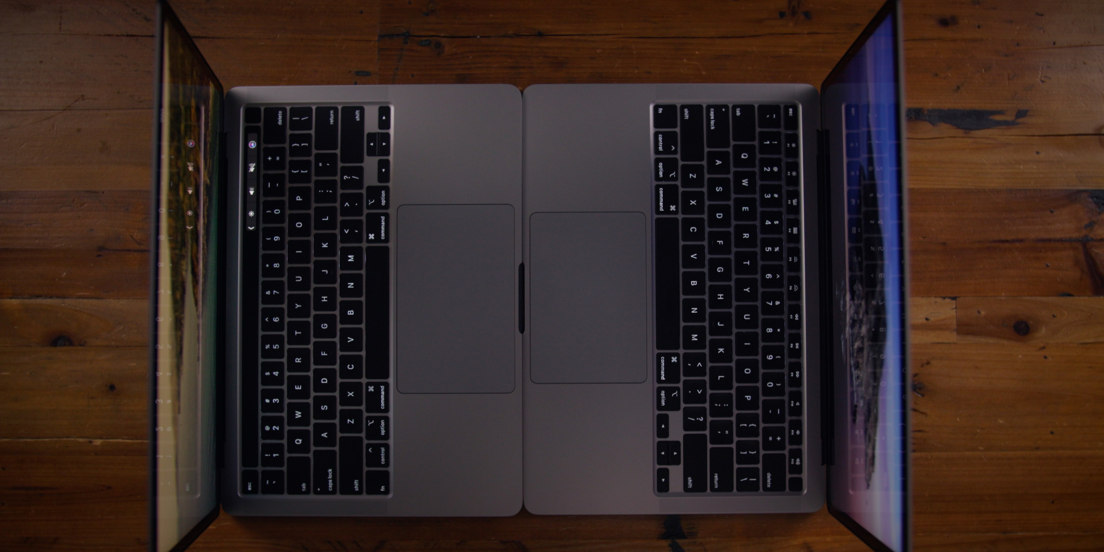 2020 MacBook Pro - vs MacBook Air