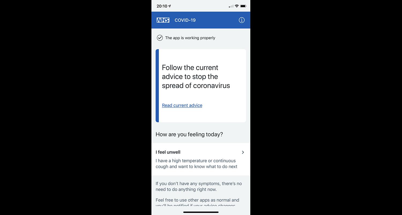 NHS contact tracing 4