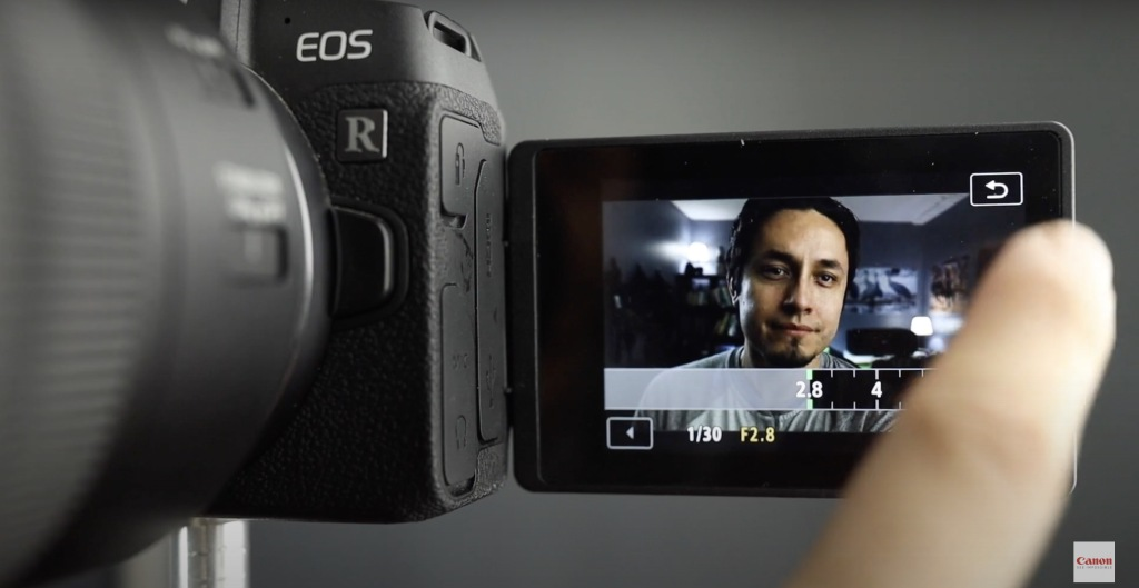You can now use your Canon EOS camera as a Mac webcam, here's how it works