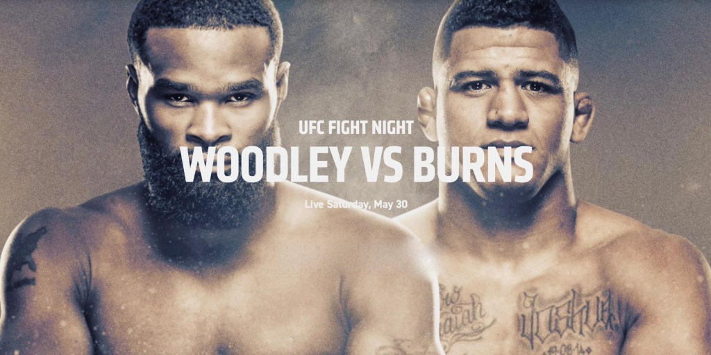 photo of How to watch UFC Fight Night Woodley vs Burns on iPhone, iPad, Apple TV, more image