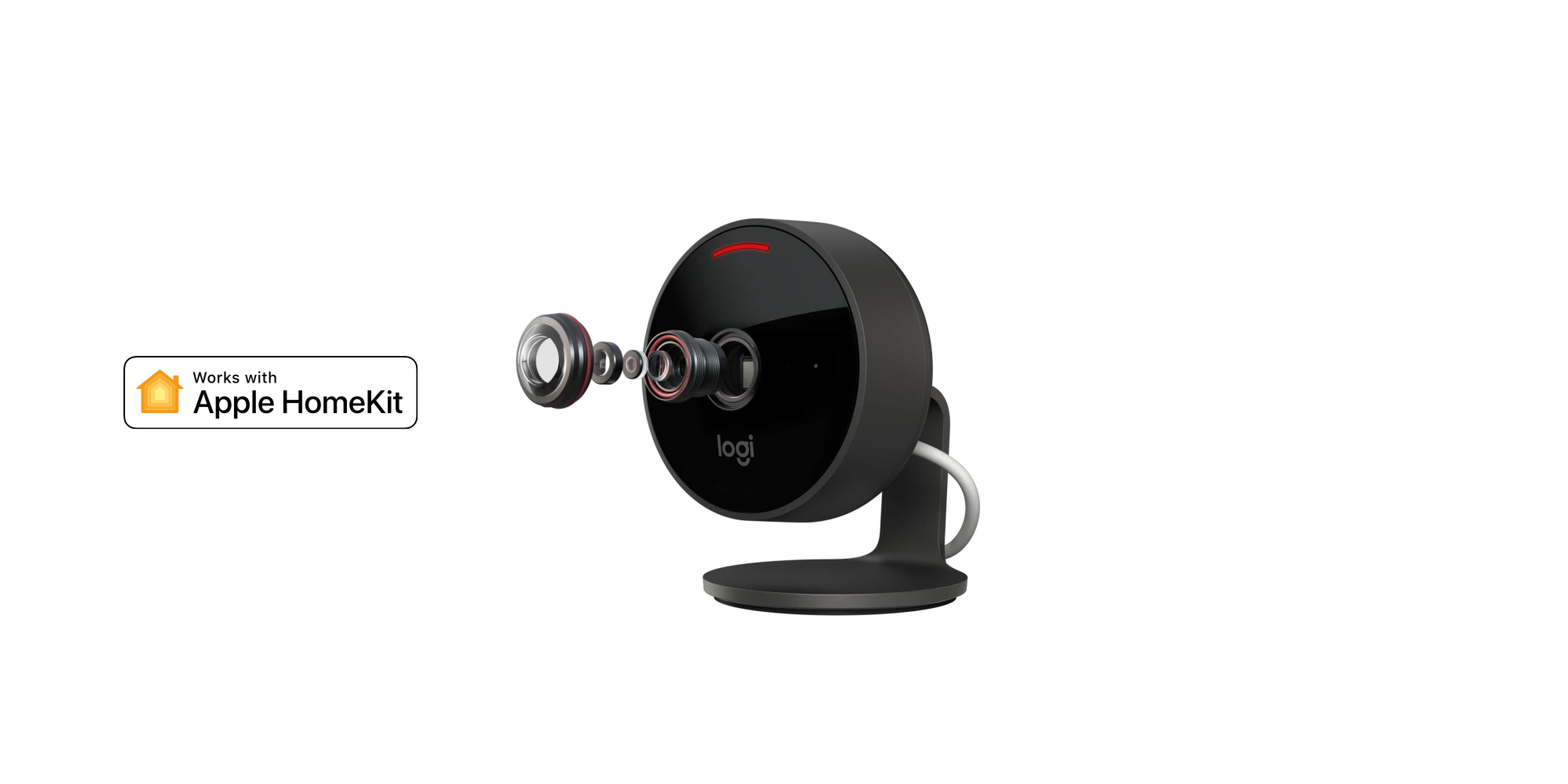 Logitech webpage leaks upcoming 'Circle View' smart camera with ...
