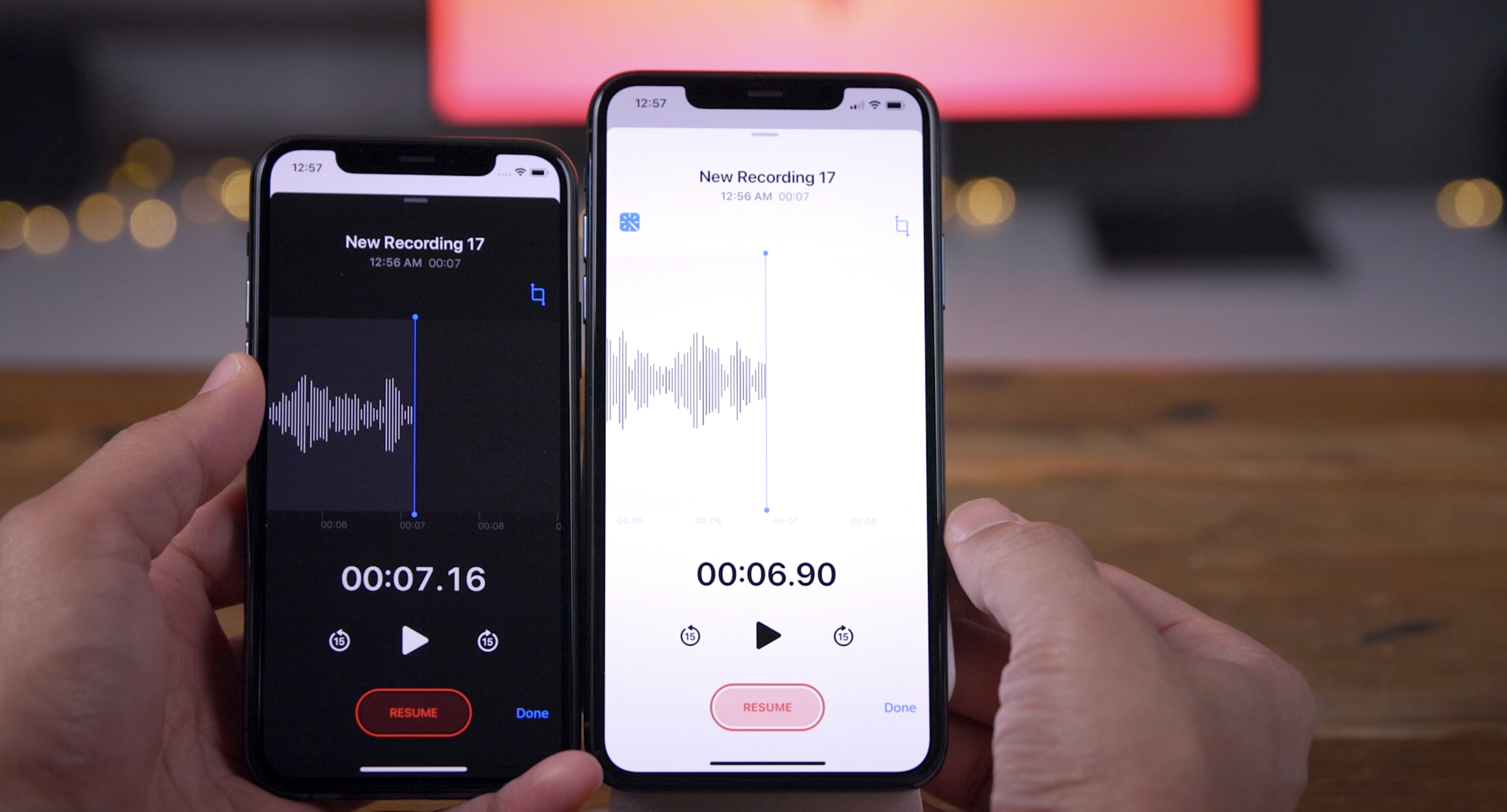 photo of Voice Memos app in iOS 14 and macOS Big Sur adds new Enhance Recording feature, more image