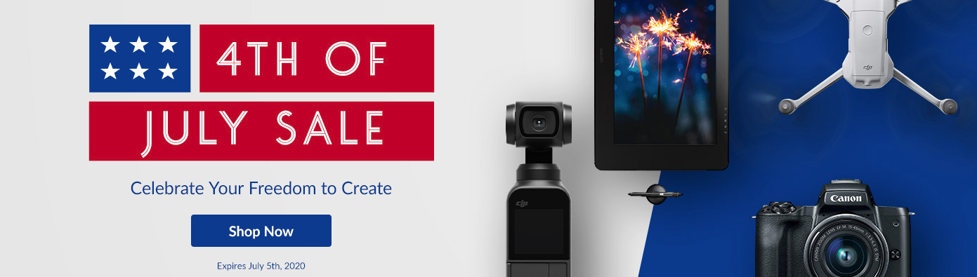 Adorama 4th of July Sale - Apple Deals