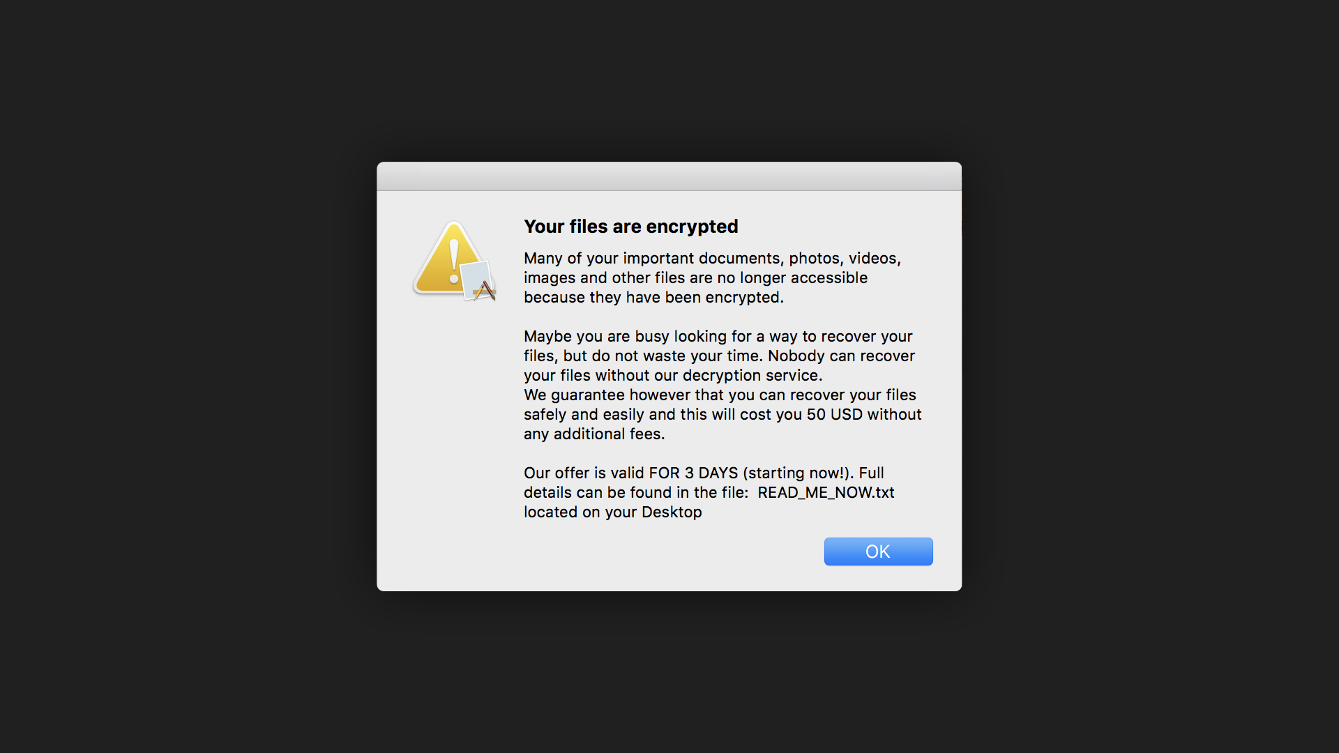 photo of New 'EvilQuest' Mac ransomware found in pirated apps encrypts users files image