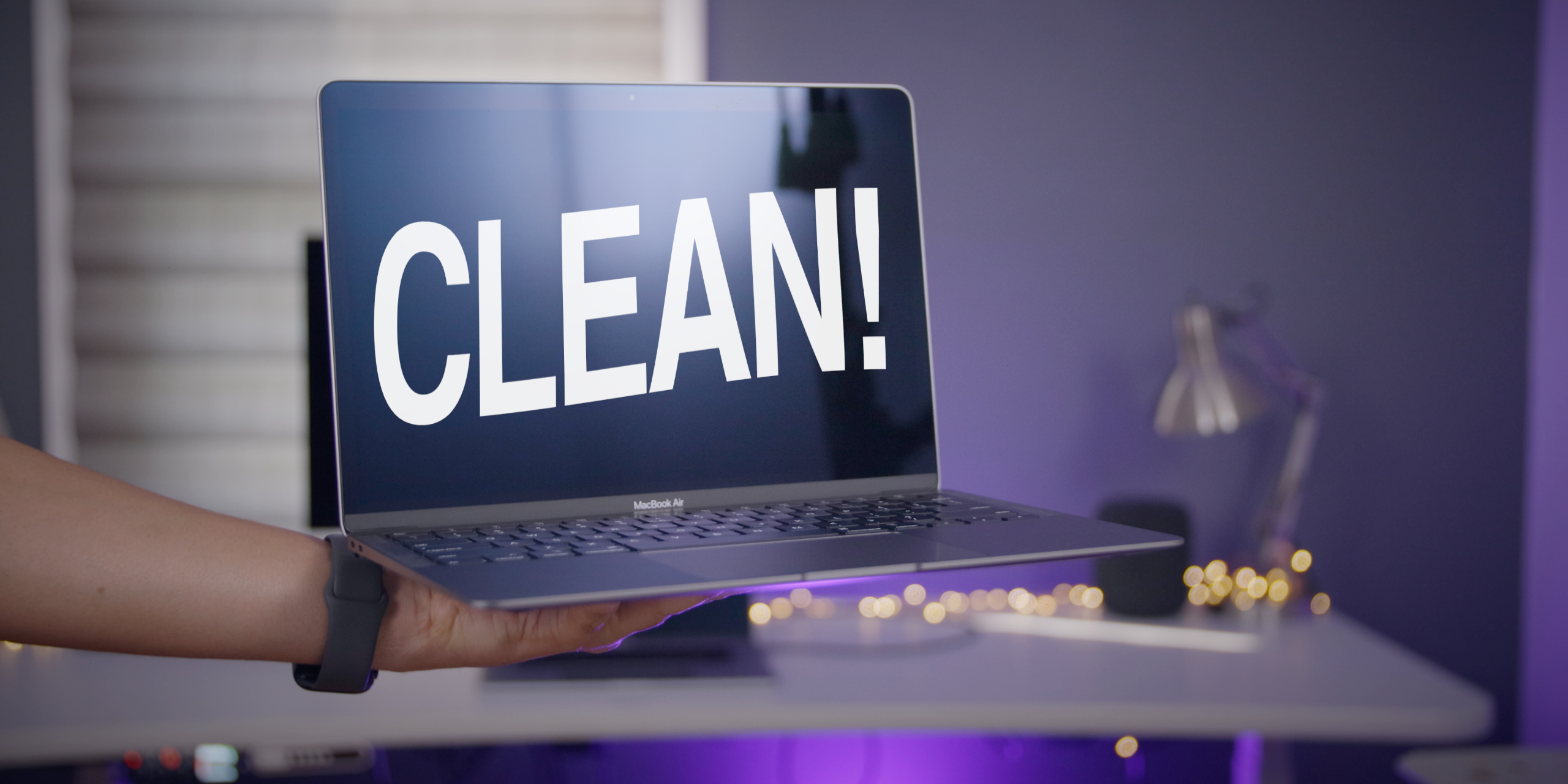 Mac 101: the best way to clean your MacBook's screen [Video] - 9to5Mac