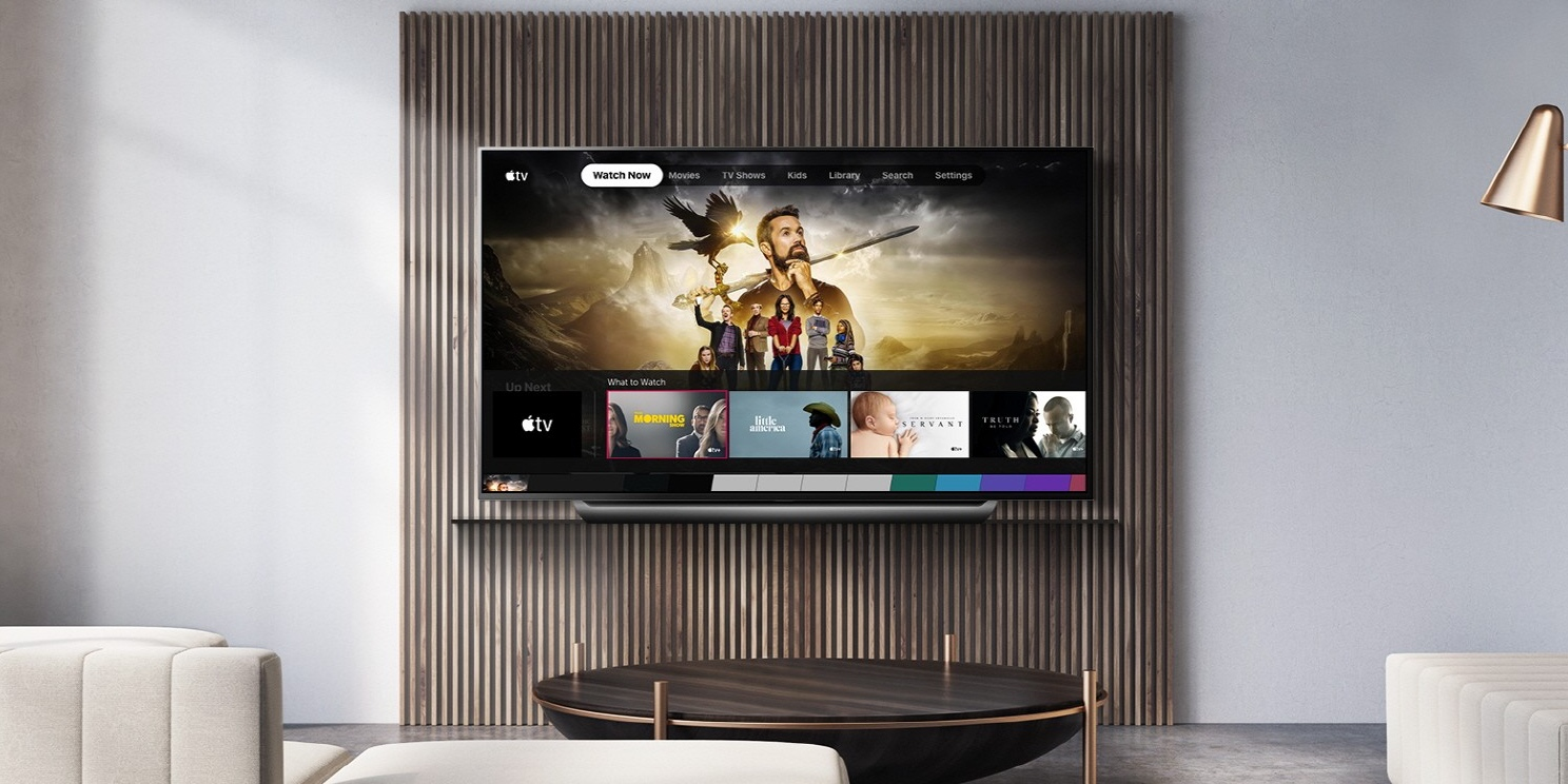 Apple TV app on LG smart TVs adds support for Dolby Atmos ...