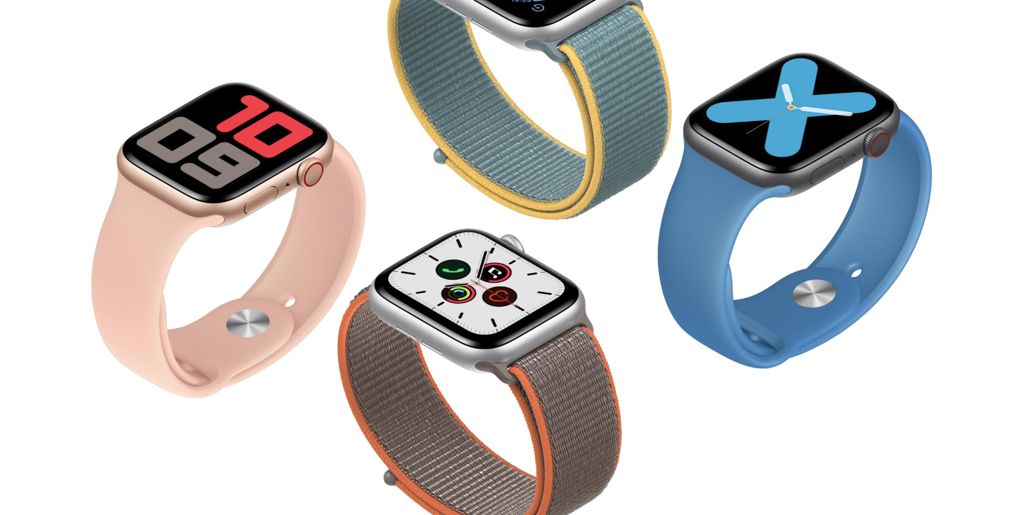 Apple watch series 5 5