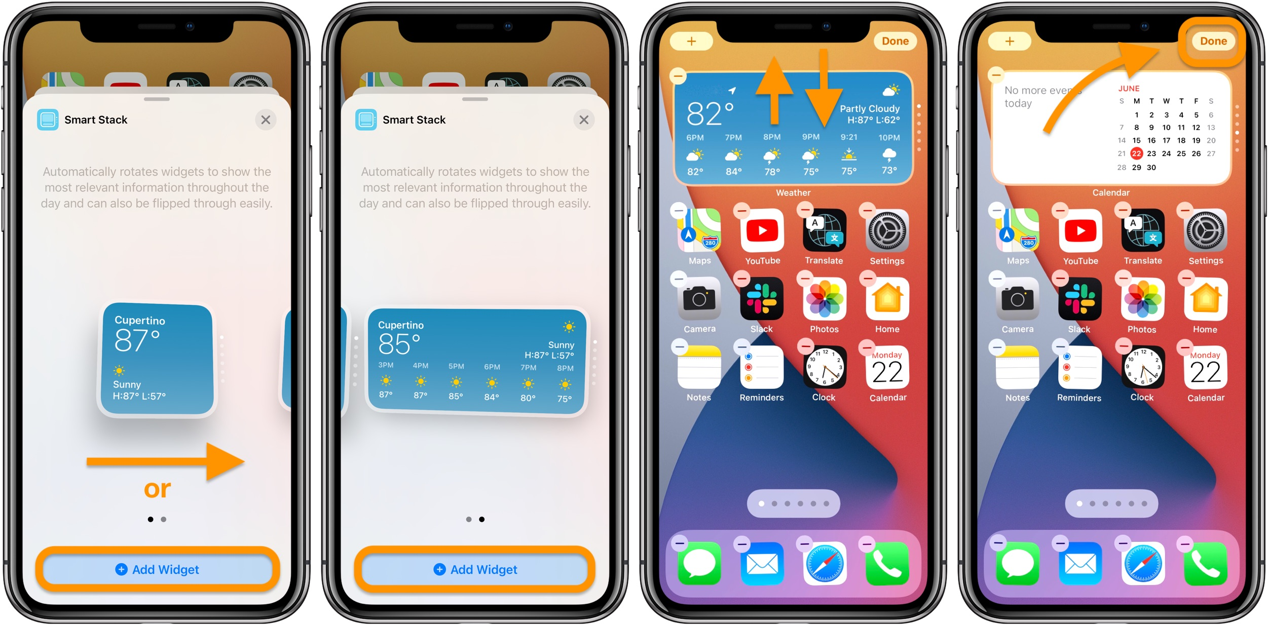 How to use iPhone home screen widgets iOS 14 walkthrough 2