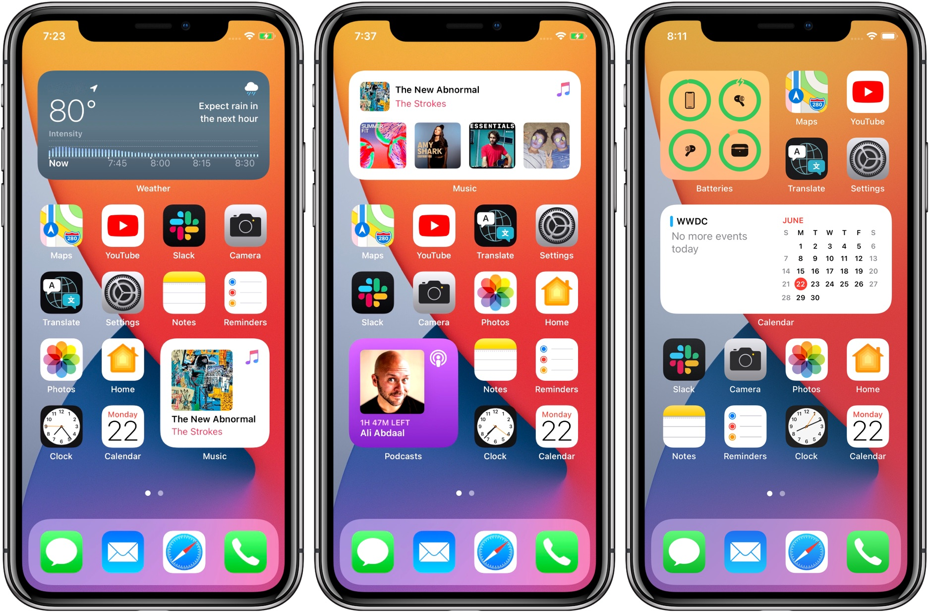 ios 14 home screen - photo #20