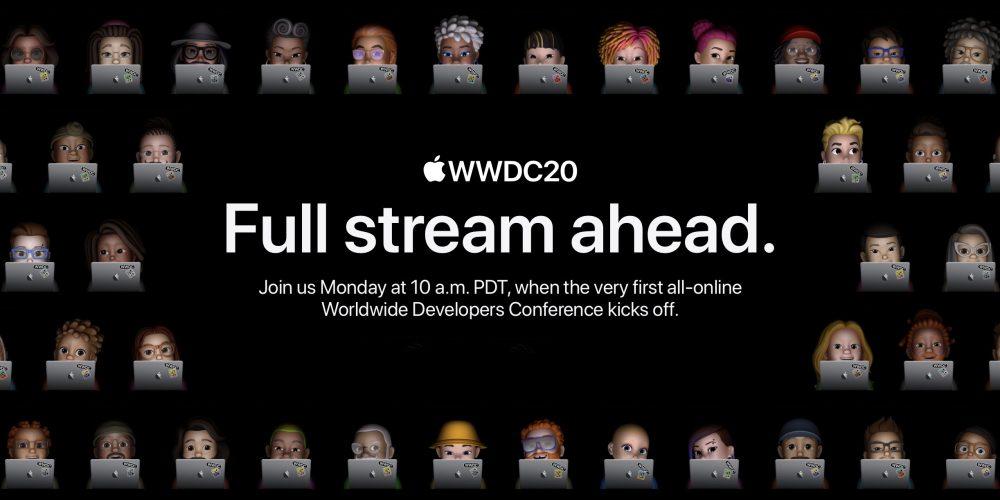 How to watch WWDC keynote iPhone iPad Mac Apple TV