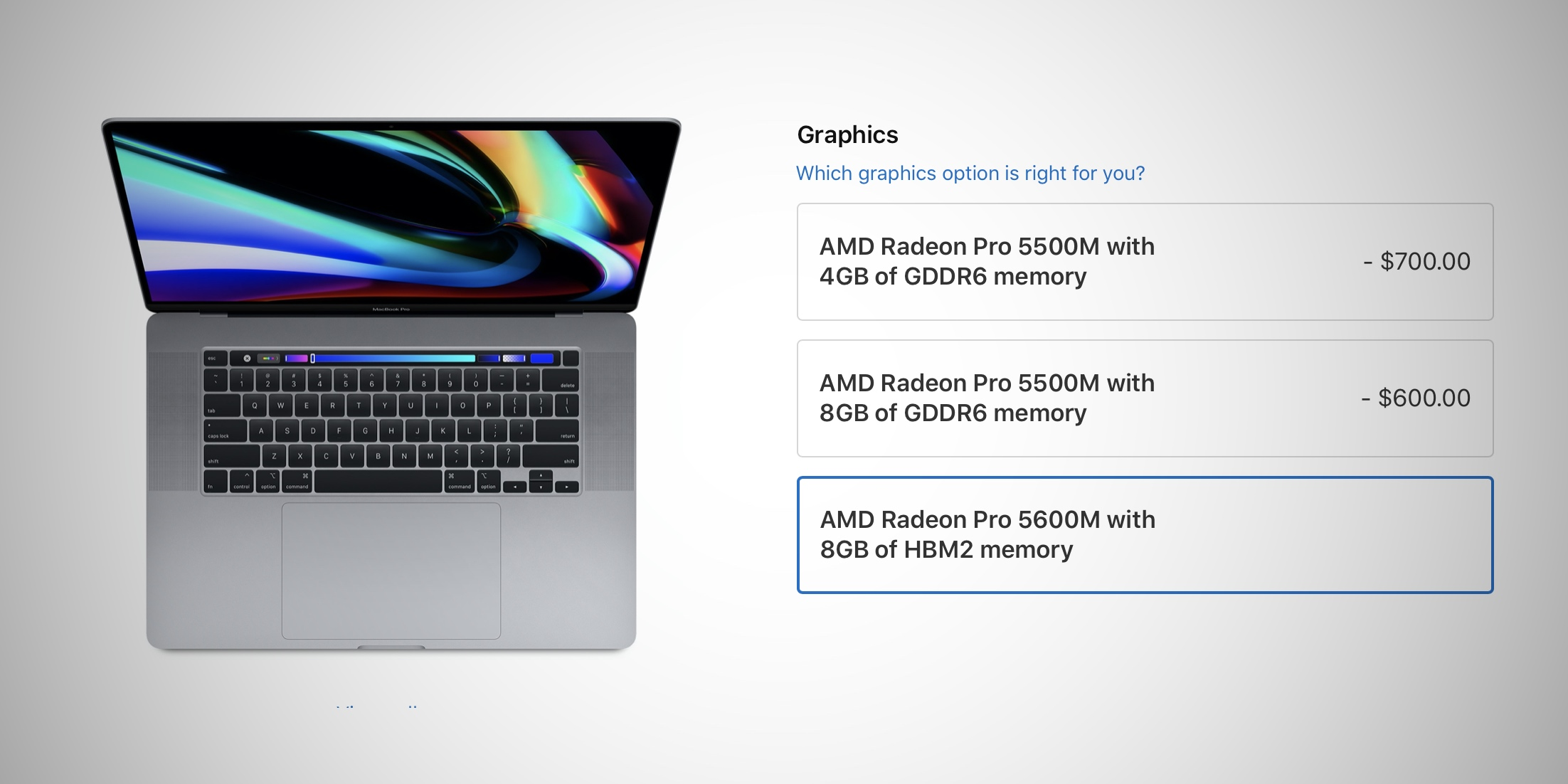 Initial Tests Show Impressive Performance Gains With New 5600m Amd Gpu In 16 Inch Macbook Pro 9to5mac