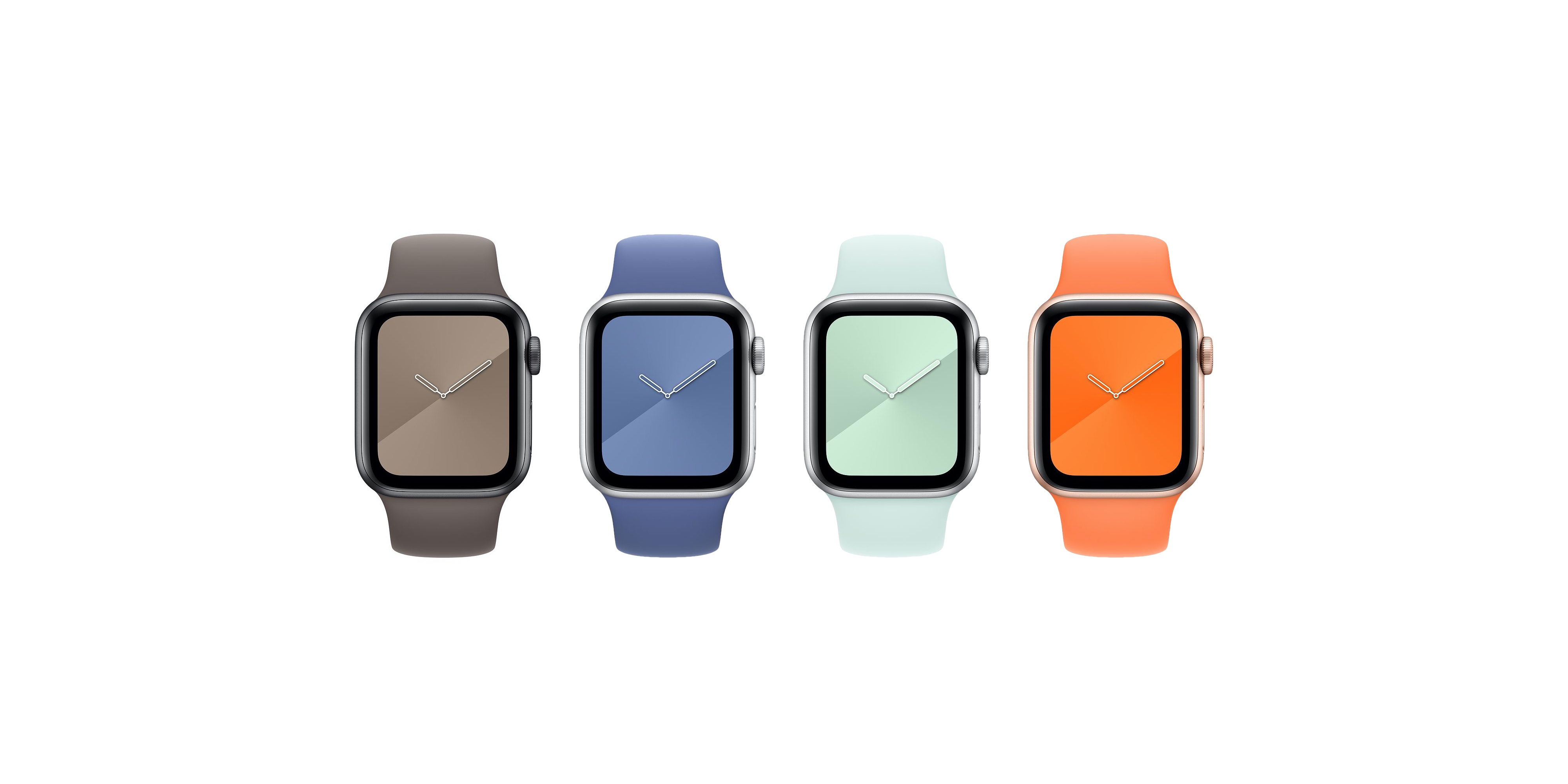 Apple debuts new Apple Watch Sport Bands and silicone iPhone cases ...