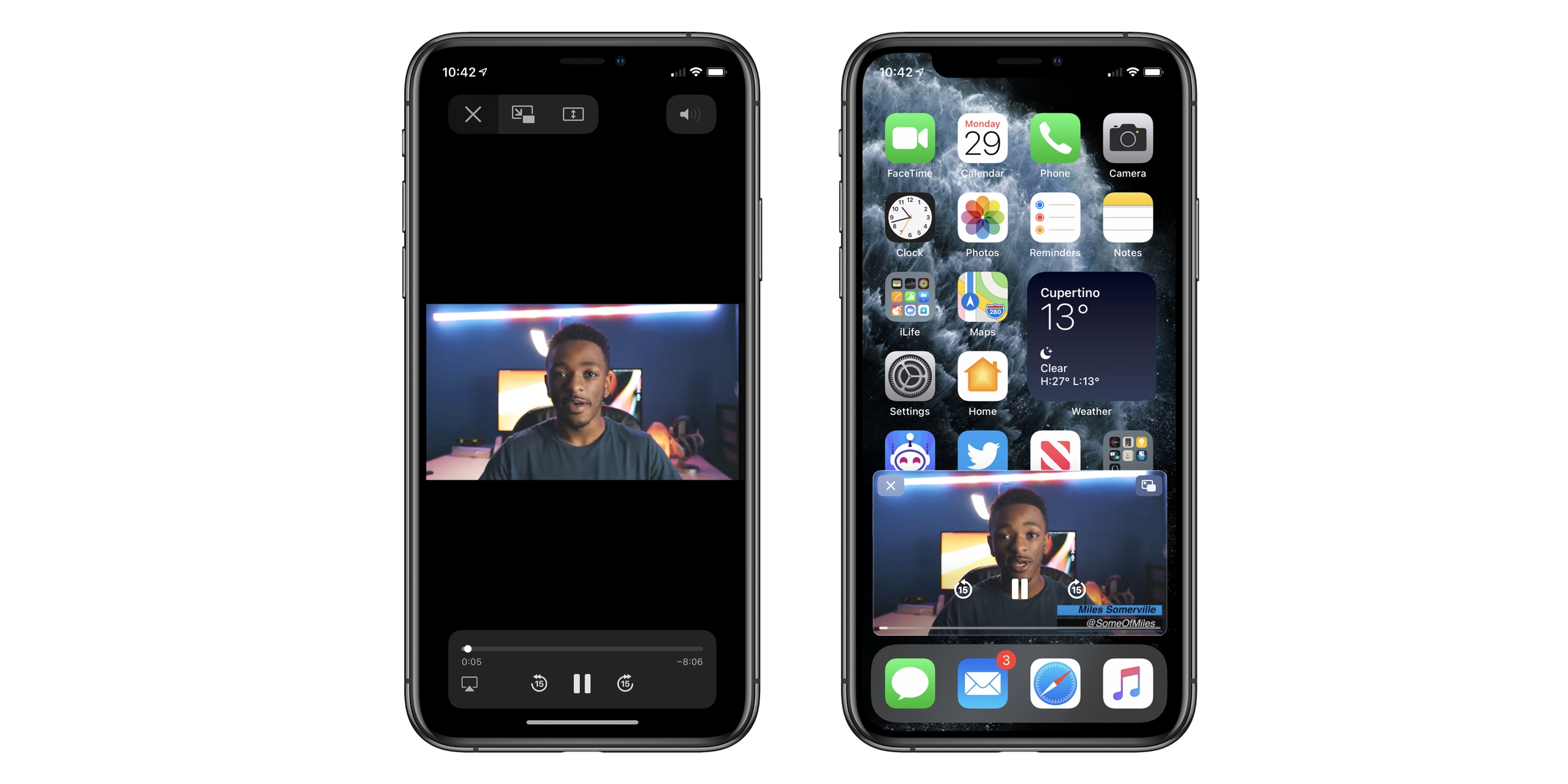 iOS 14: How to do Picture in Picture video multitasking on iPhone - 9to5Mac