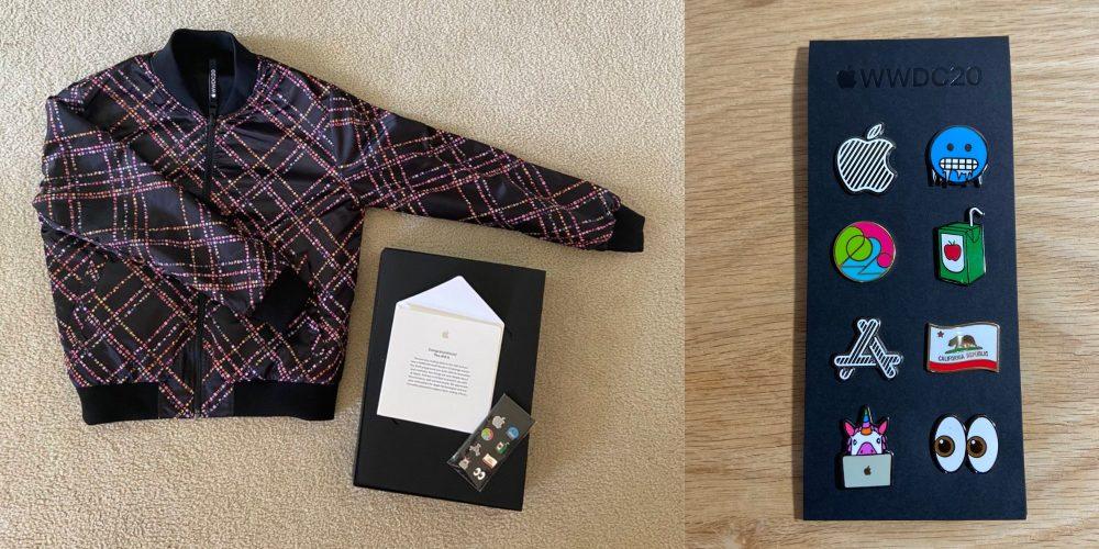 WWDC20 jacket pins swift winners