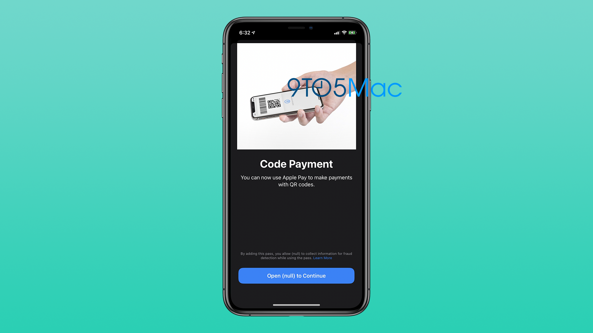 photo of Exclusive: Apple is working on QR Code payments for Apple Pay, iOS 14 code reveals image