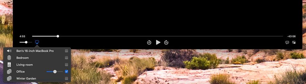 Приложение Apple TV