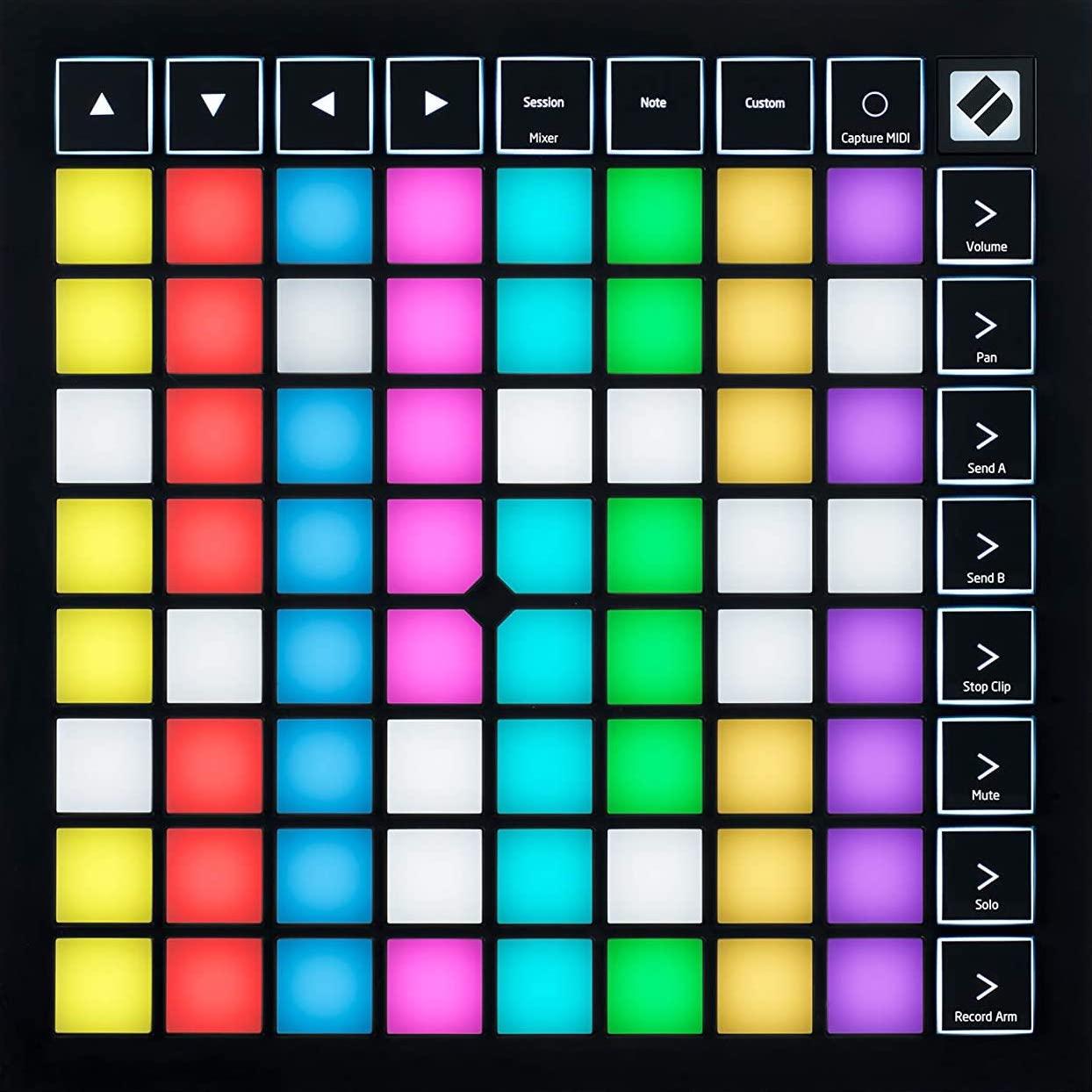 Logic Pro Launchpad X