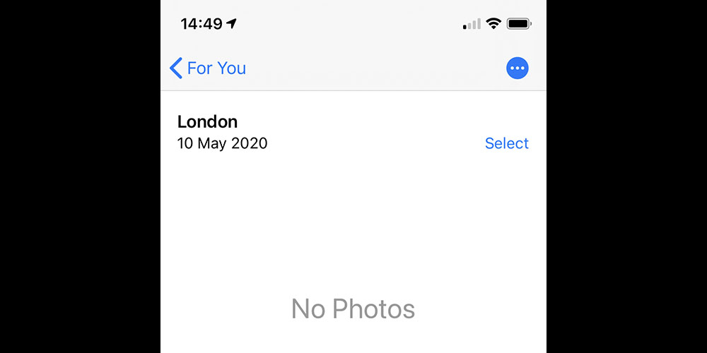 First impressions of iOS 14 – bugs