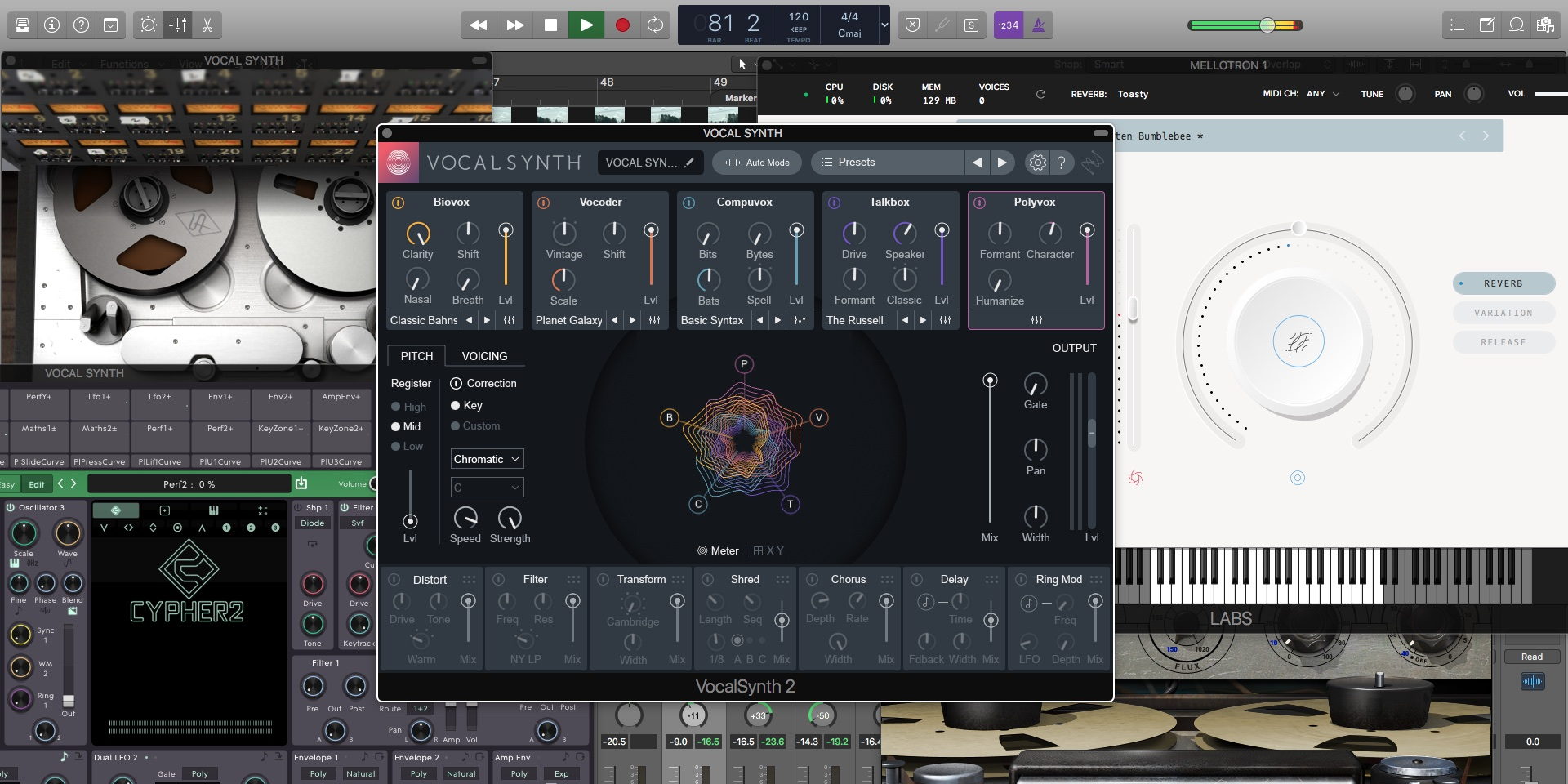 Holiday weekend instrument and FX deals for Logic Pro X users + more