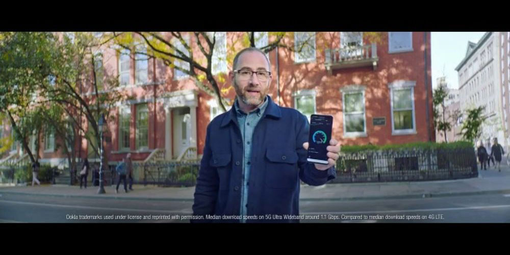 photo of Ad watchdog 'recommends' that Verizon stop making misleading 5G claims image