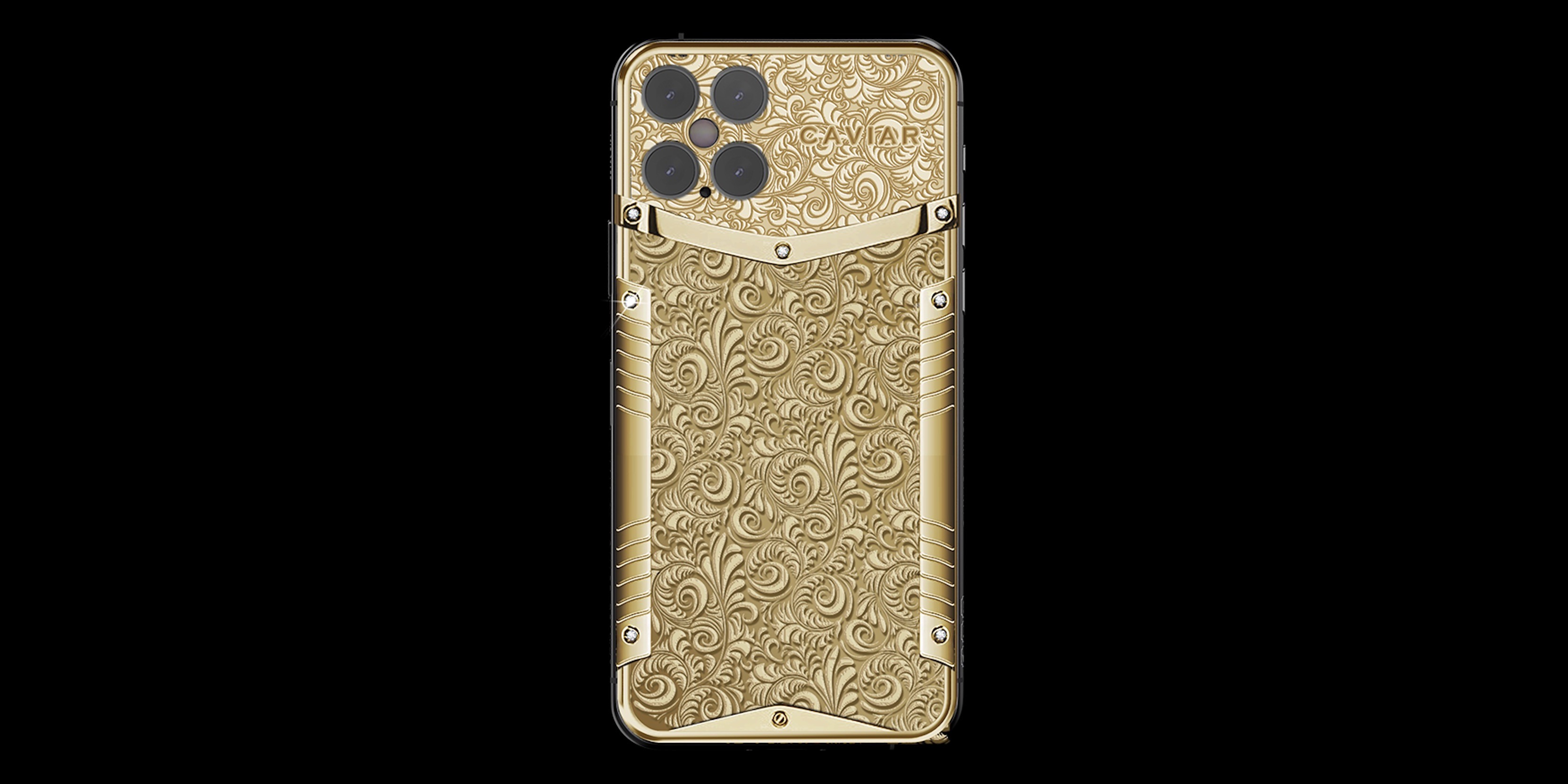 Russian Company Offers Ugly Solid Gold Iphone 12 For 23k 9to5mac