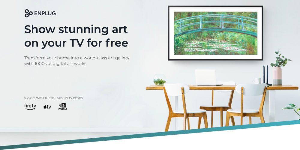 Apple TV artwork for free