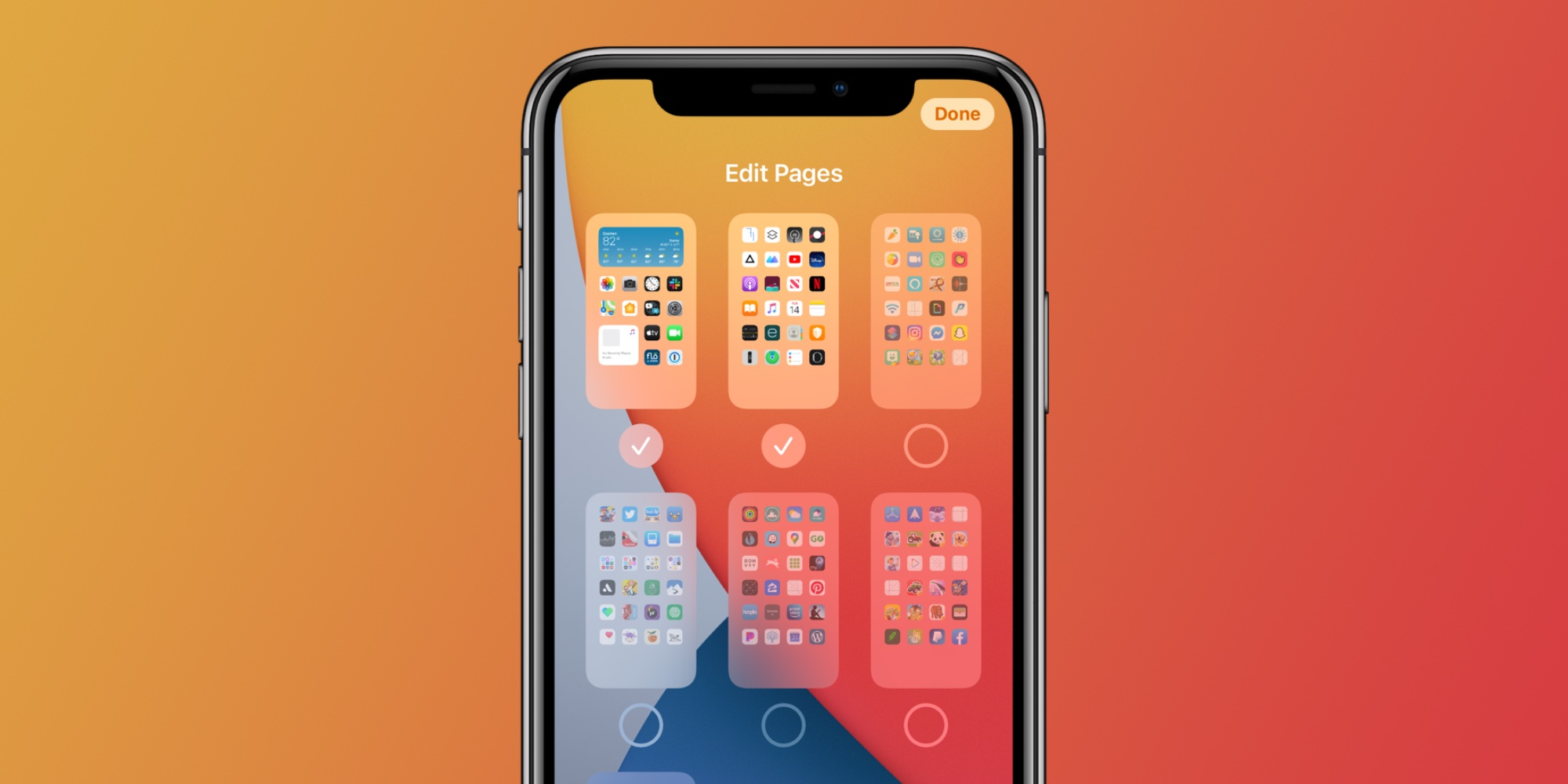 photo of iOS 14: How to hide iPhone app pages for a clean and customized UI image