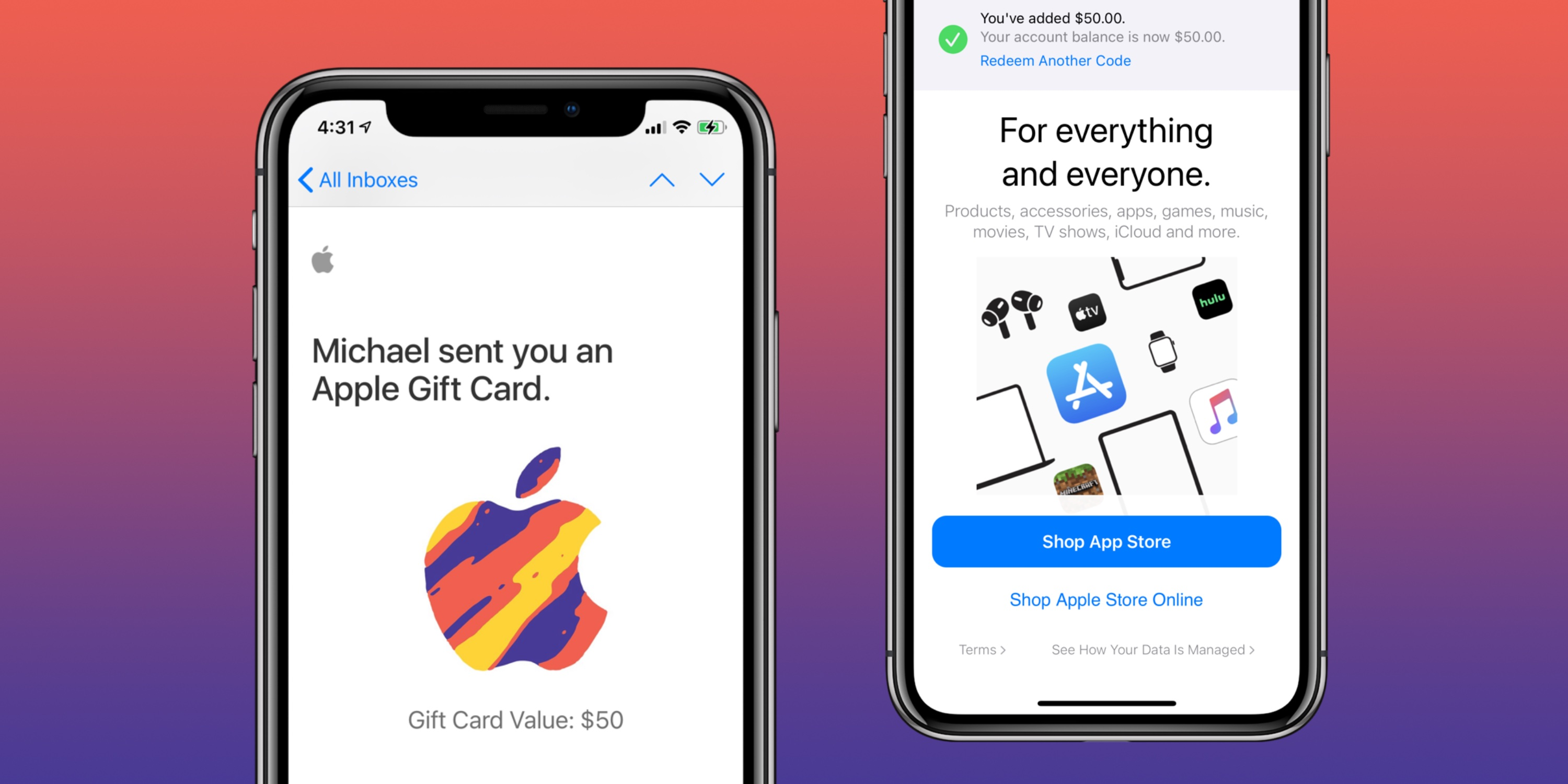 photo of How to manage the new universal Apple Gift Cards on iPhone, iPad, Mac image