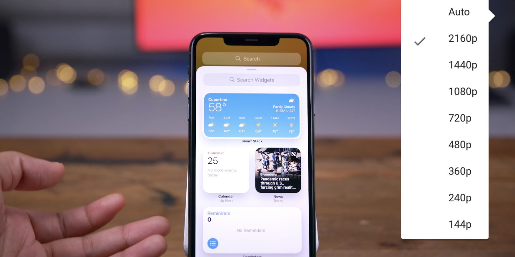 iOS 14: How to watch 4K YouTube videos on iPhone iPad and Apple TV – 9to5Mac