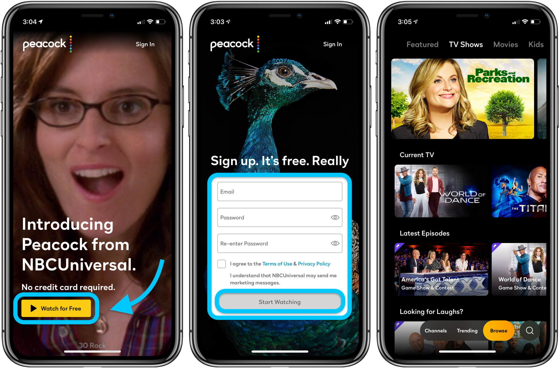 How to watch NBC Peacock for free on iPhone, Apple TV, iPad, more