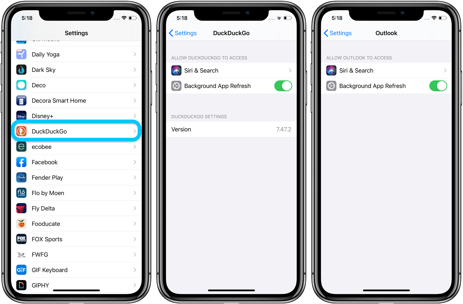 iOS 14 change default iPhone email web apps 3