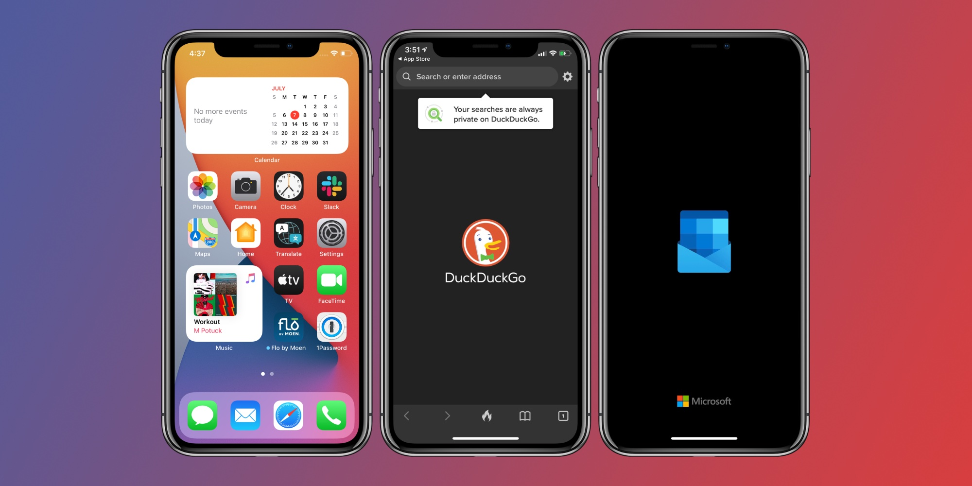 photo of iOS 14 will let you change default email and browser apps, here's how it could work image