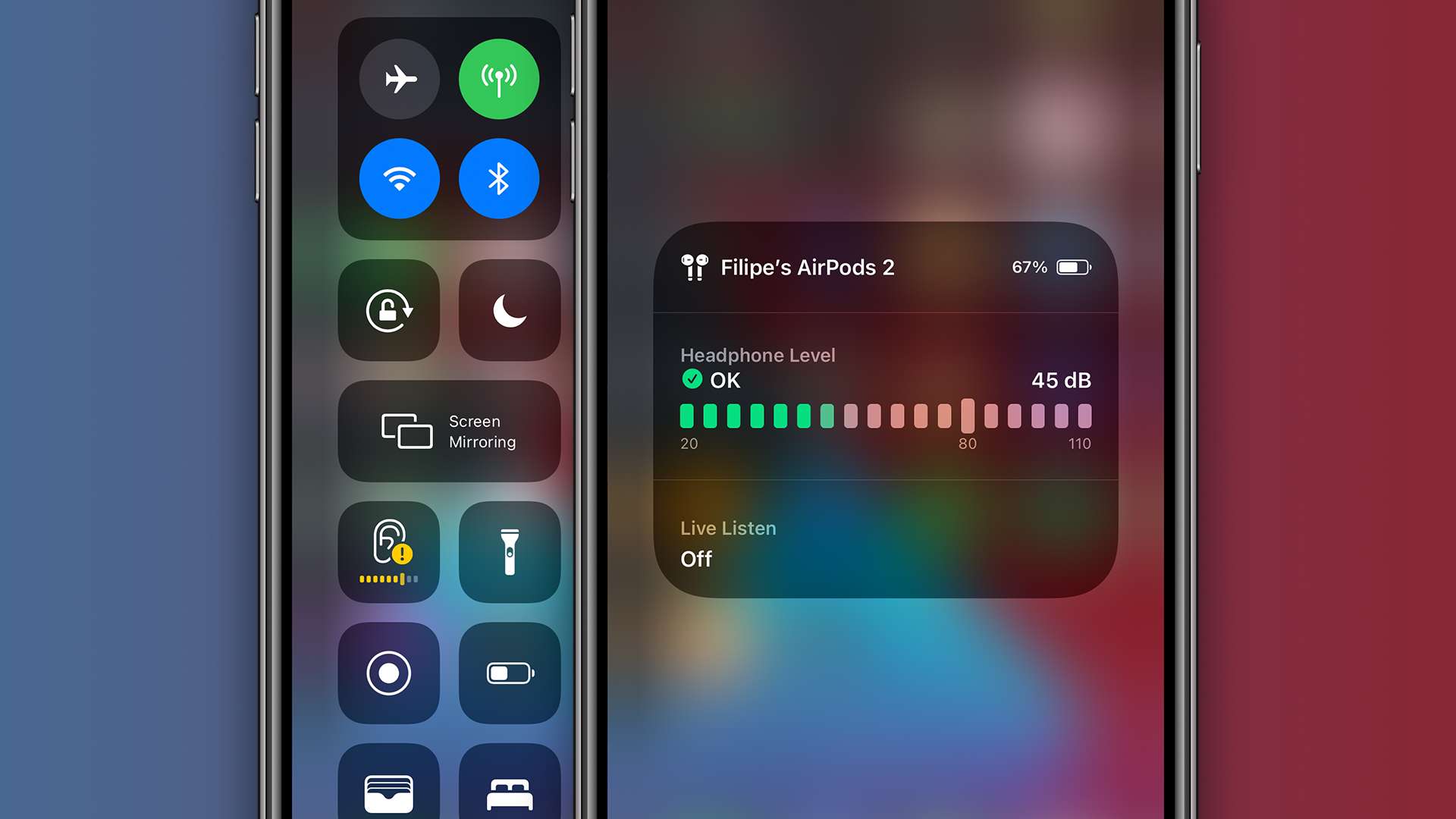 Ios 14 Features Real Time Headphone Audio Level Measurements Here S How To Enable It 9to5mac