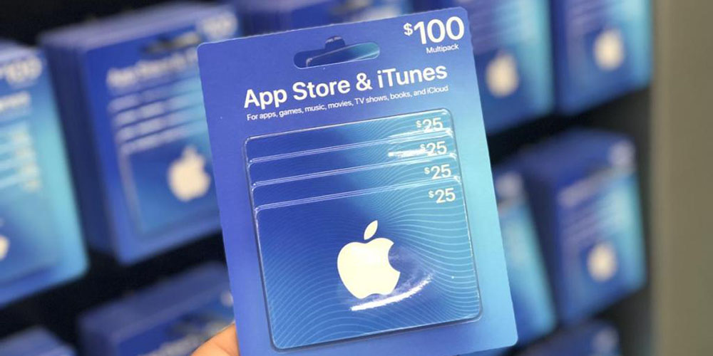 iTunes gift card scam accuses Apple