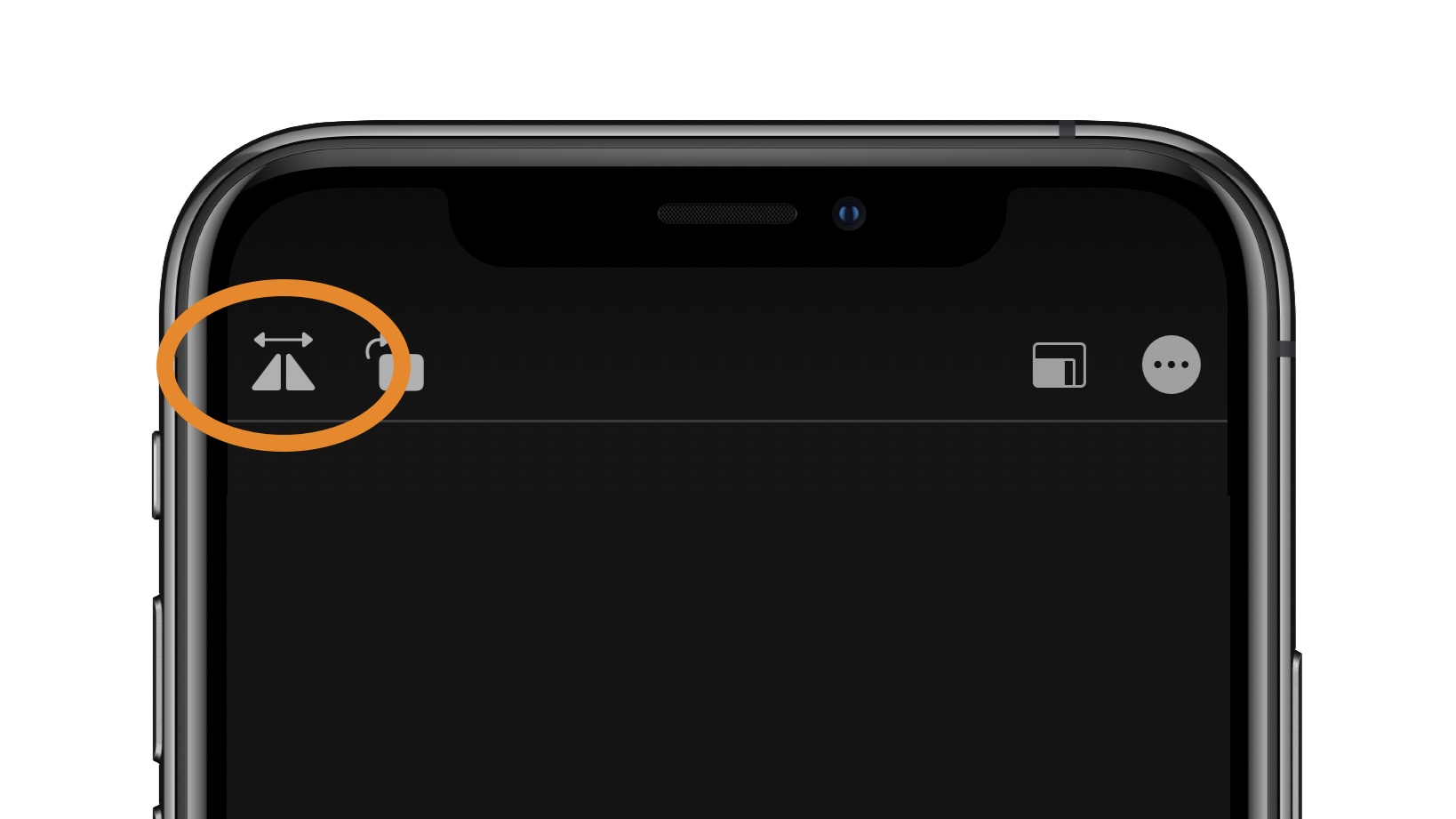 Ios 14 On Iphone Mirror Front Facing Camera Selfies 9to5mac