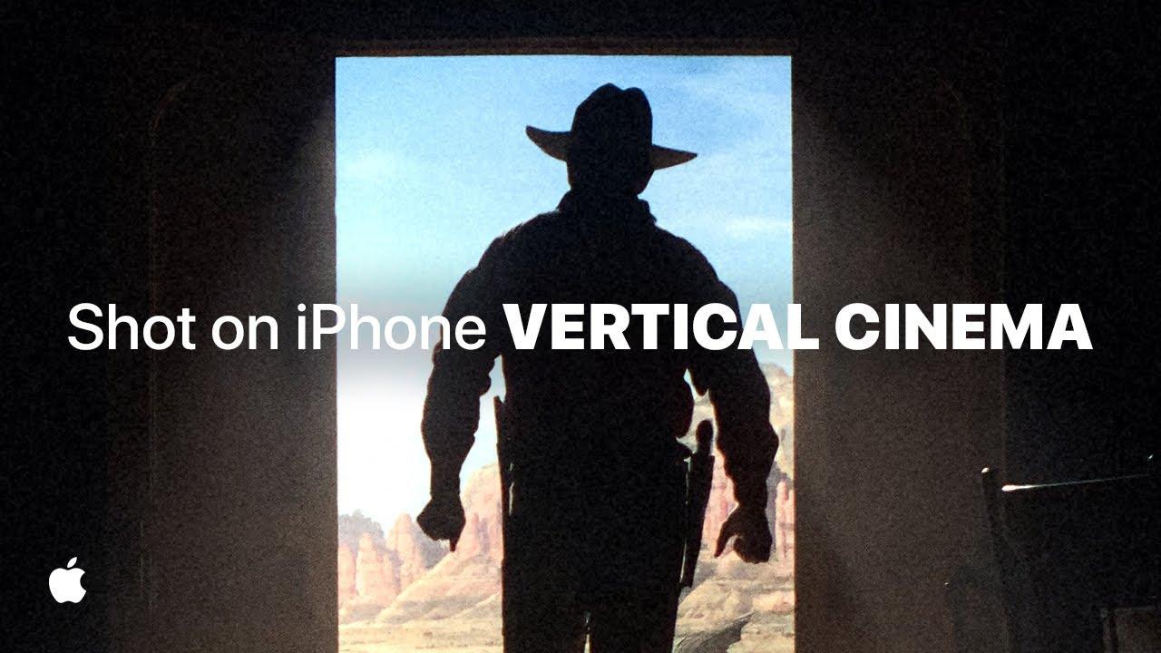 photo of Apple shares new 'Vertical Cinema' Shot on iPhone short film image