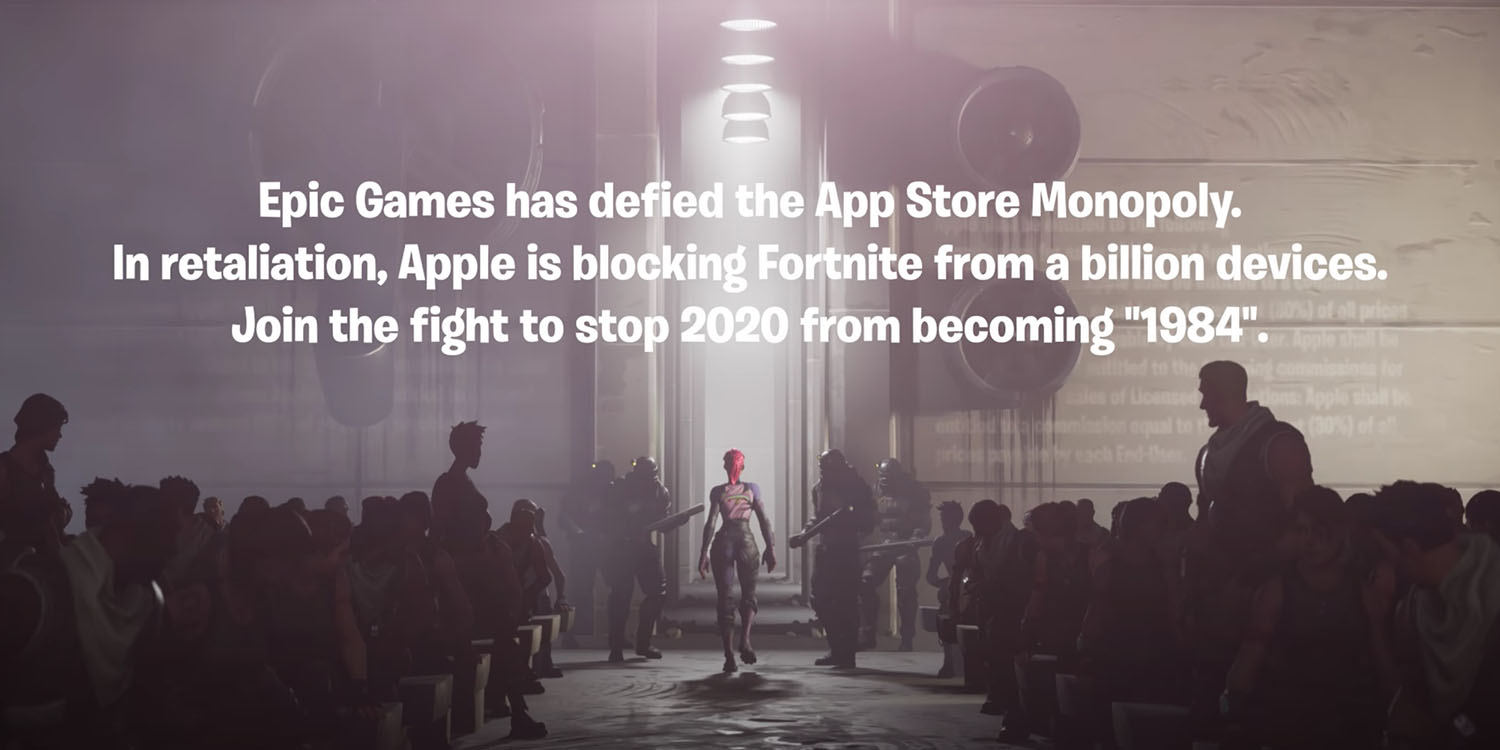 photo of Opinion: The Apple/Epic battle has four possible outcomes, and Epic can't lose image
