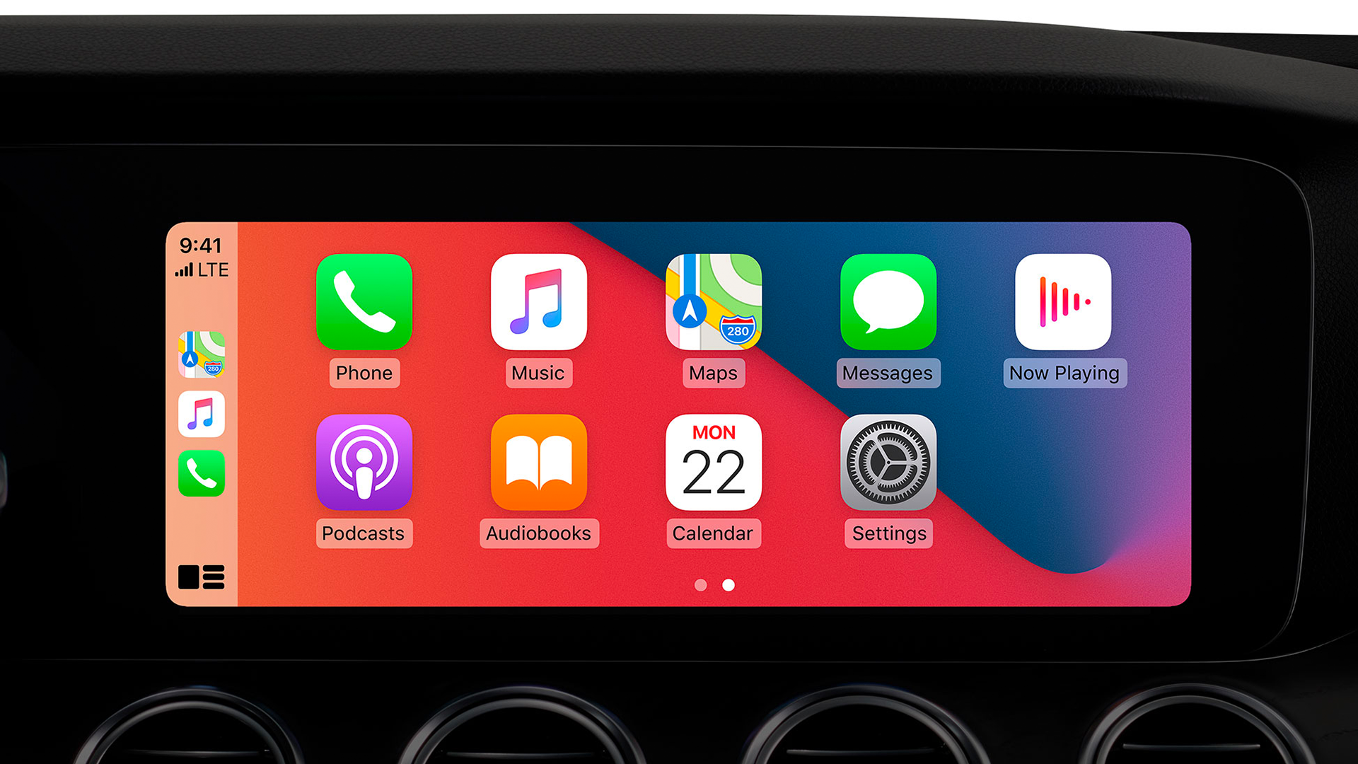 Download the new CarPlay wallpapers for your devices right here