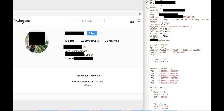 Database breach exposes profile data for 235M TikTok, Instagram, and YouTube accounts - RapidAPI