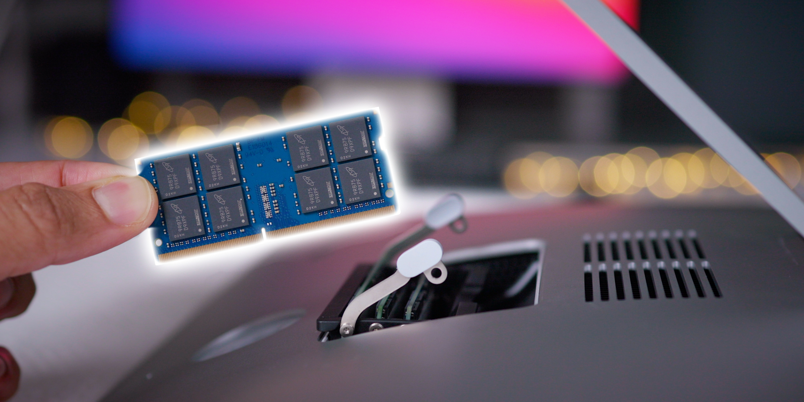 How to upgrade iMac (2020) RAM and save up to $2000 in the process - 9to5Mac