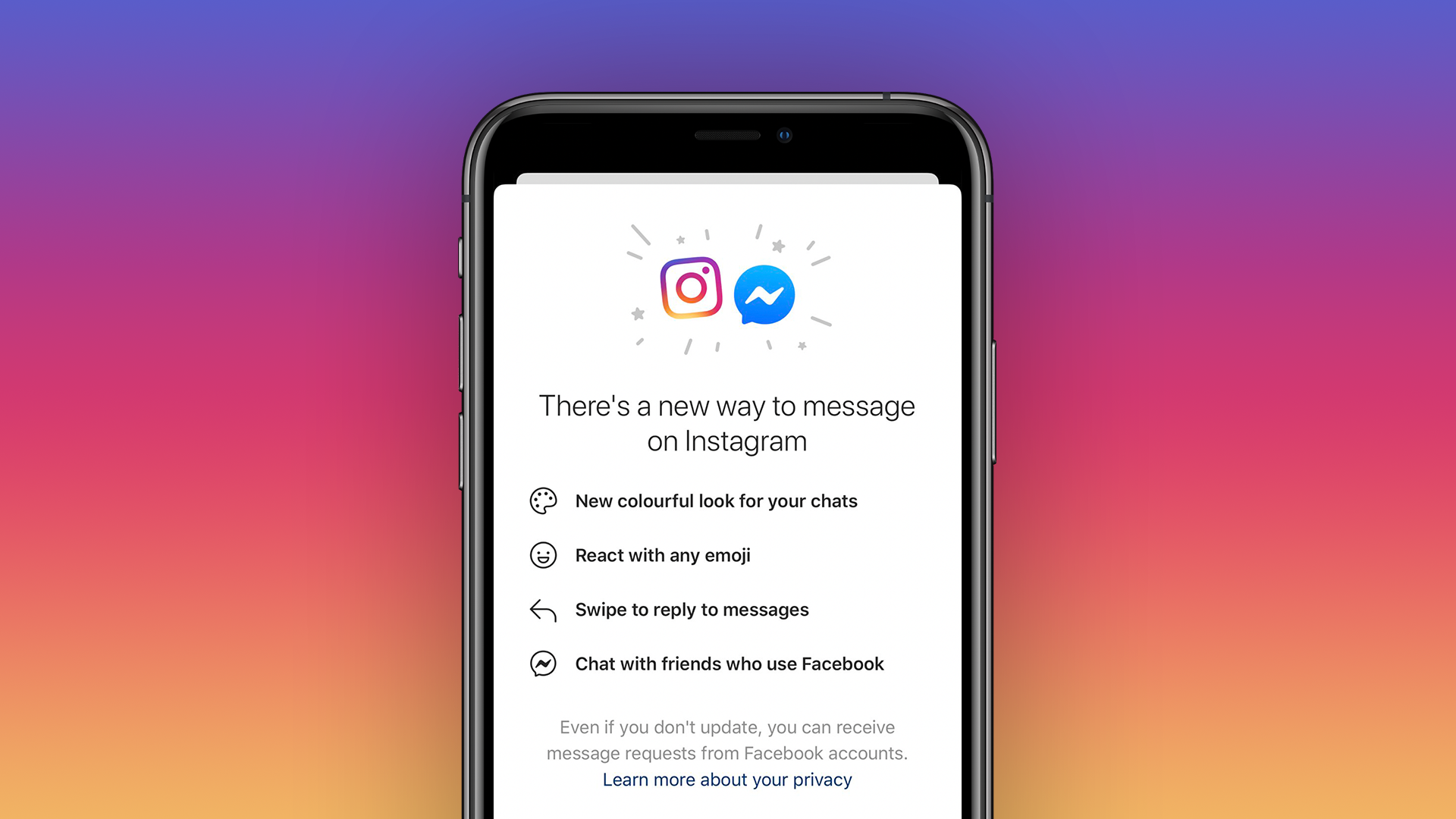 Facebook is now merging Instagram and Messenger chats into one service – 9to5Mac
