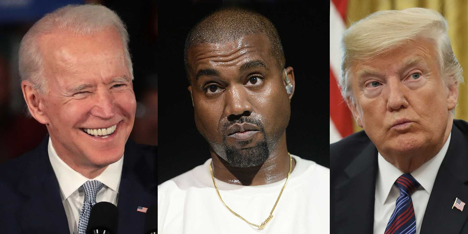 photo of Kayne West's presidential campaign ballot filed 14 seconds late, blames iPhone clock image