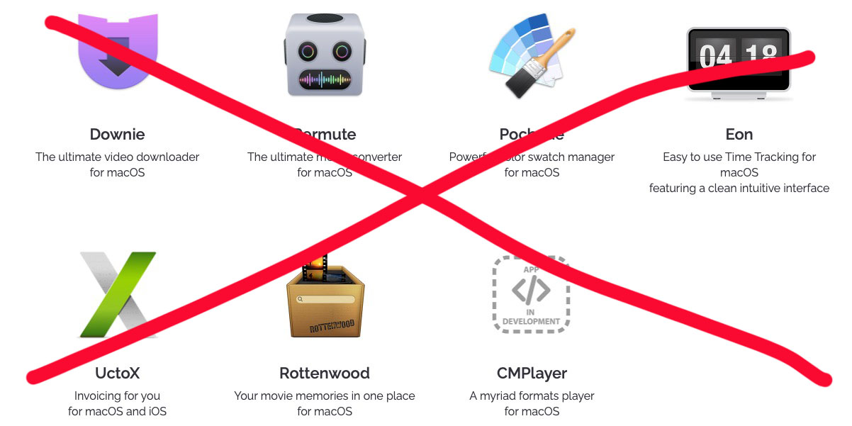 photo of Automated mistake by Apple kills all Mac developer's apps image