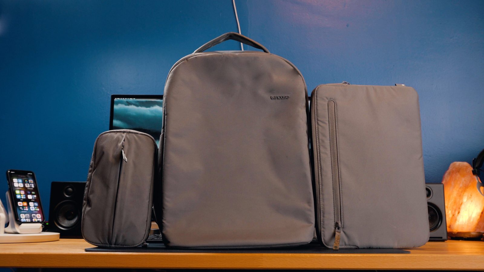 Hands-on: Incase x BIONIC collection turns recovered ocean plastics into high quality backpacks and cases