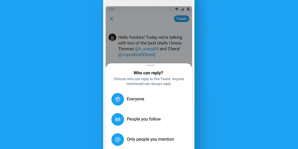 photo of Twitter opens up anti-troll feature to all iOS app users image