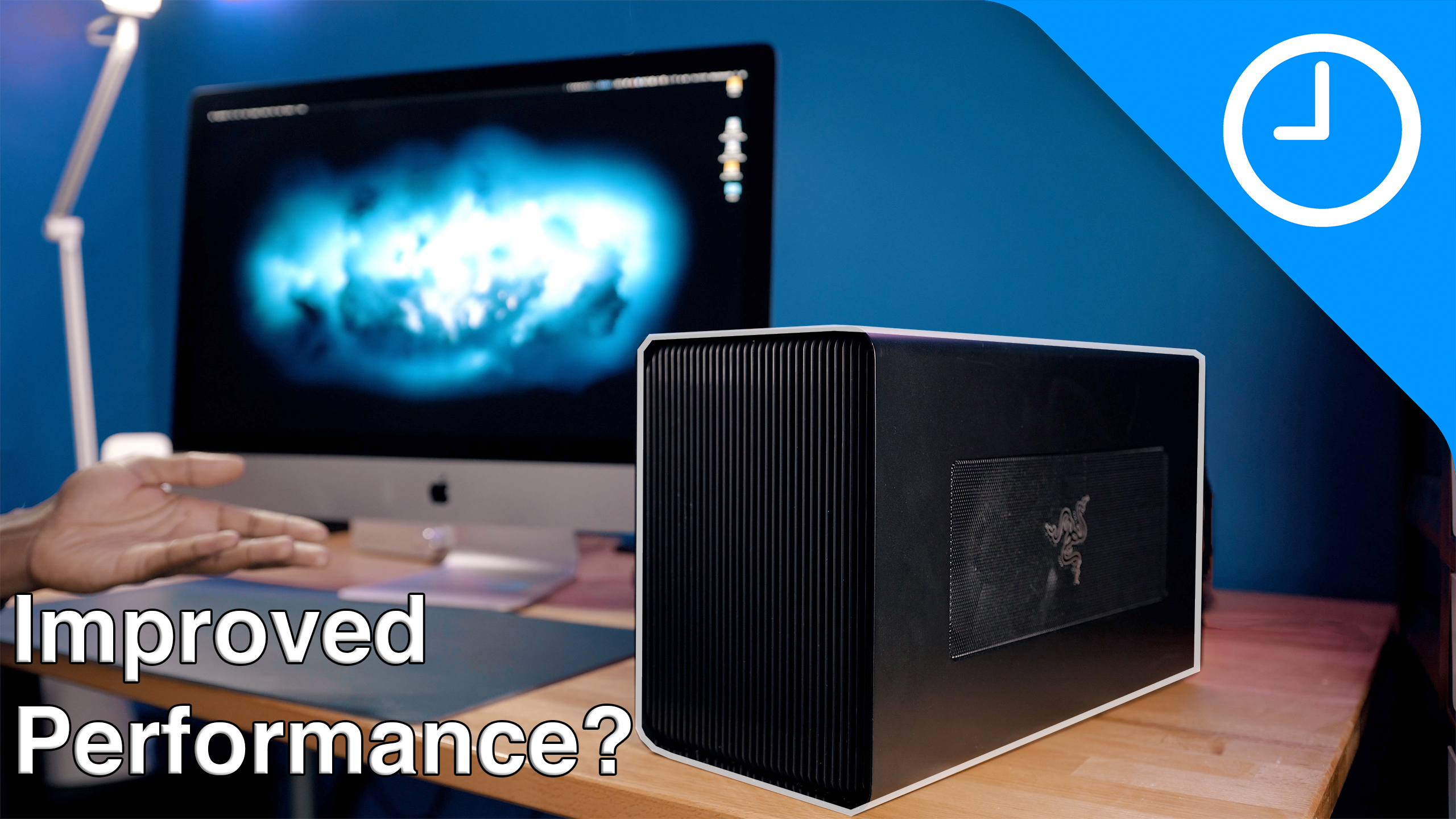 photo of 2020 ($1,800) 5K iMac — Will an eGPU improve performance? [Video] image