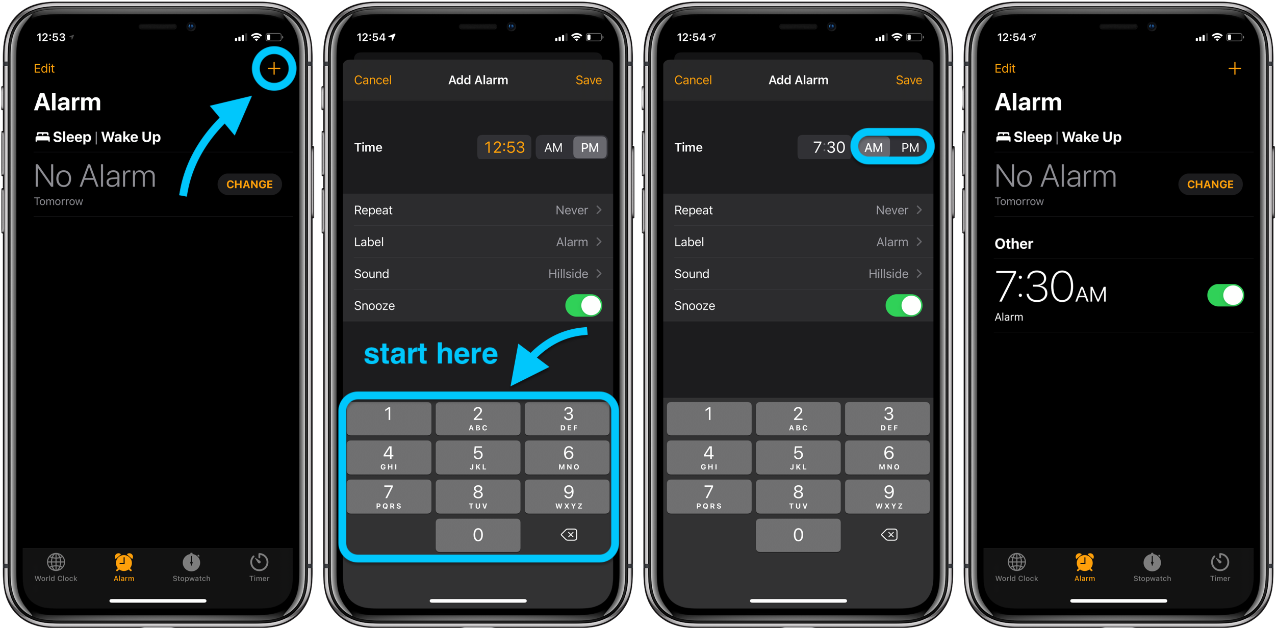 How to use new iPhone alarms in iOS 14 walkthrough 1