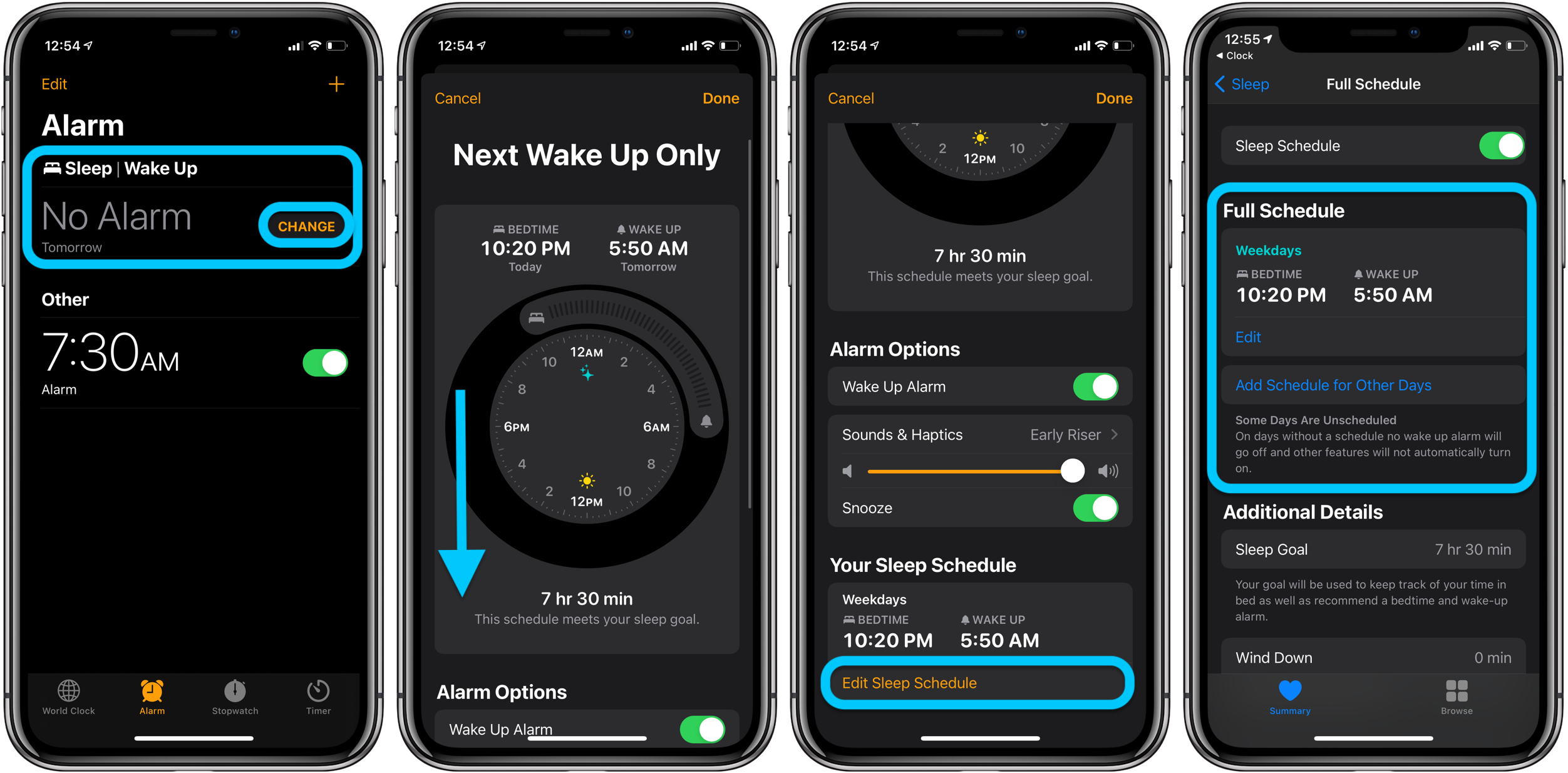 How to use new iPhone alarms in iOS 14 walkthrough 2